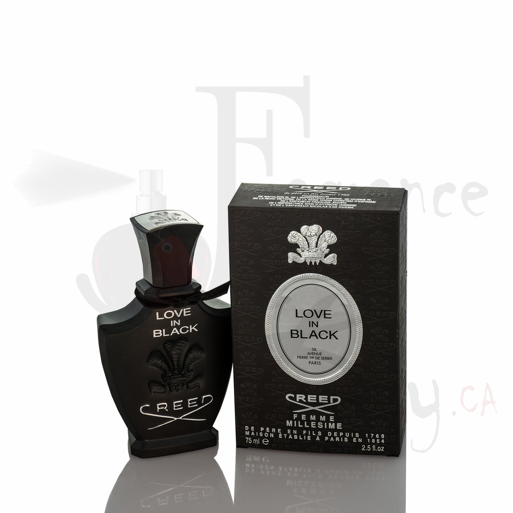 Creed Love in Black For Woman