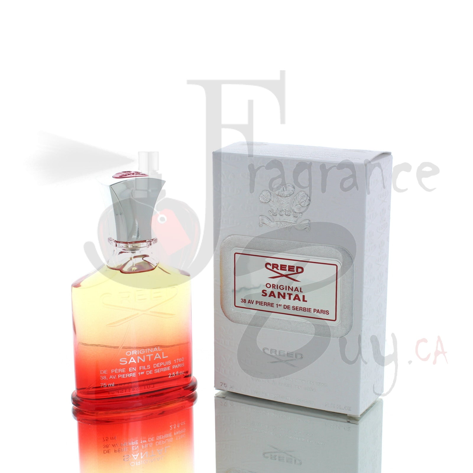 Creed Santal For Man