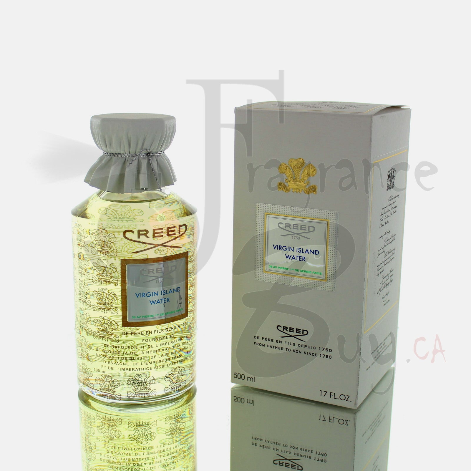 Creed Virgin Island Water Fragrance