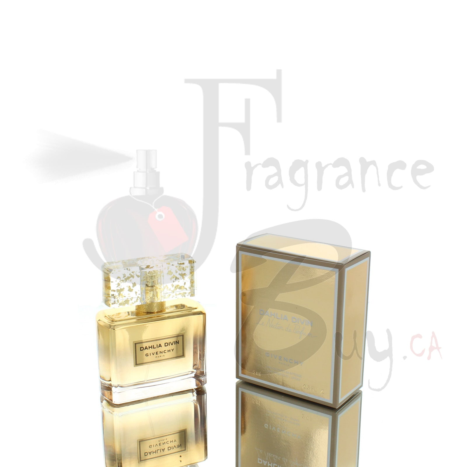 Givenchy Dahlia Divin Nectar For Woman