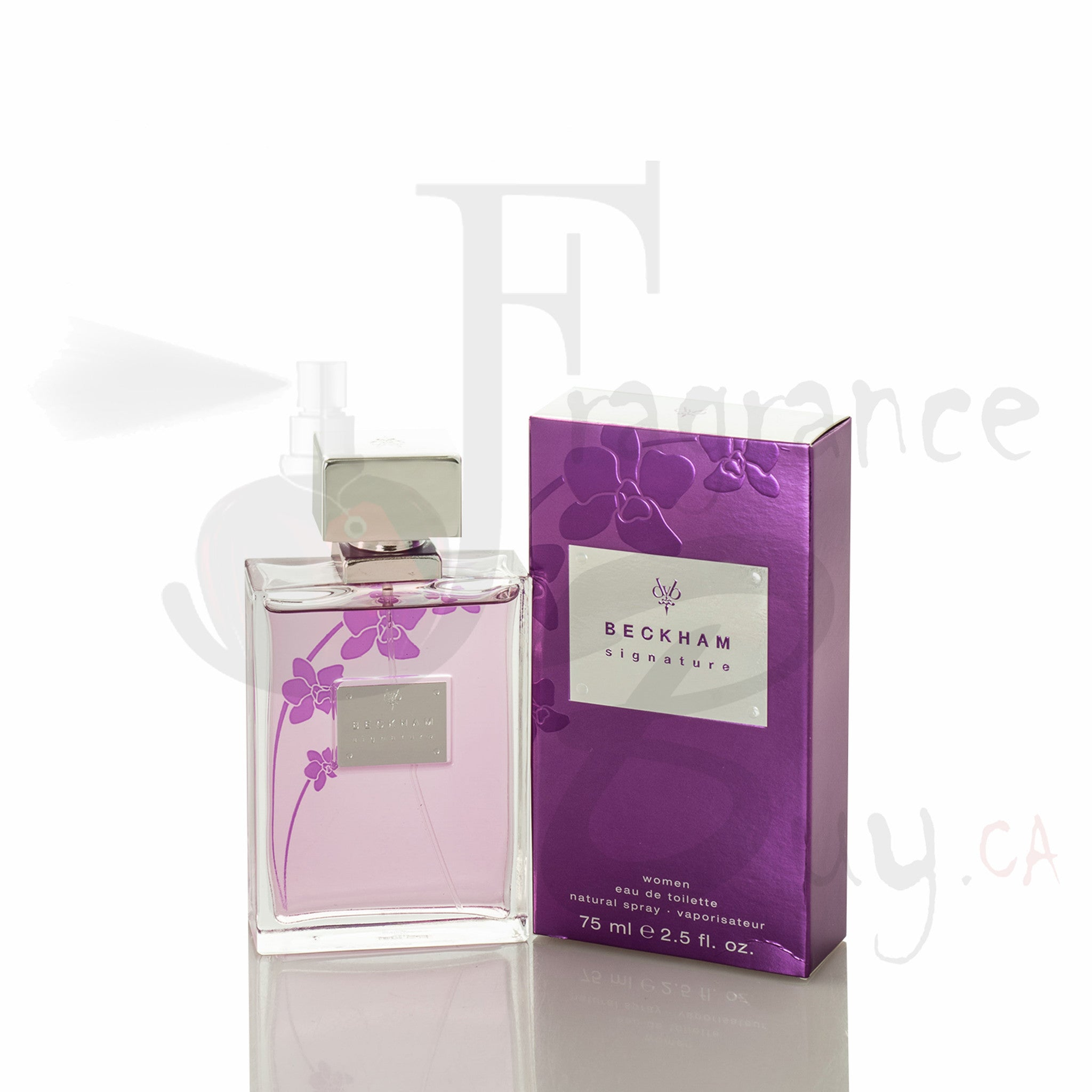 David Beckham Signature Purple For Woman