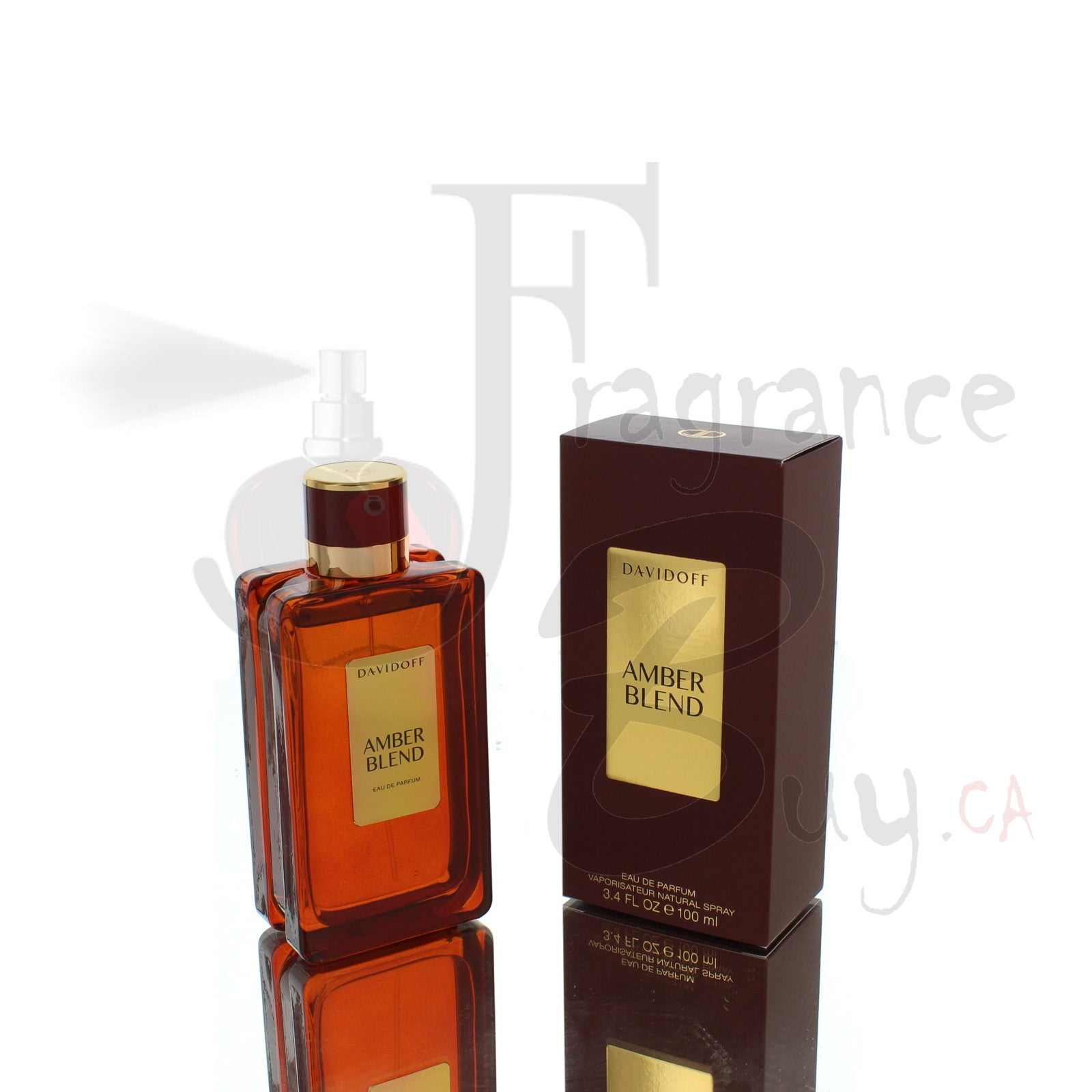 Davidoff Amber Blend For Man