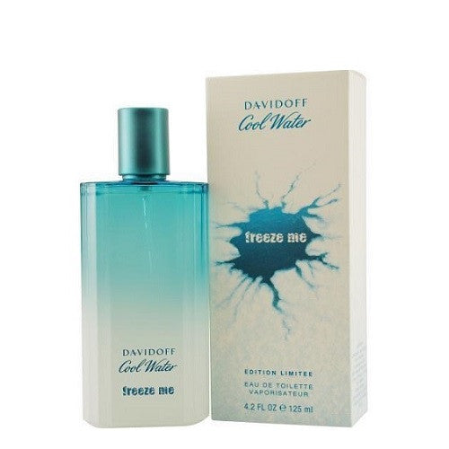 "Davidoff Cool Water ""Freeze Me"" For Man"