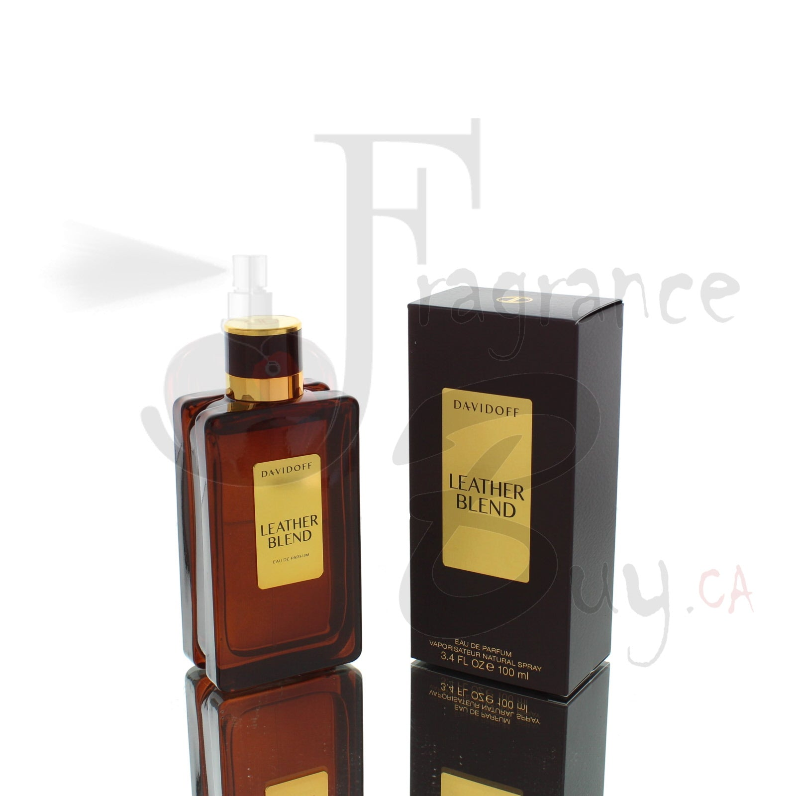 Davidoff Leather Blend For Man