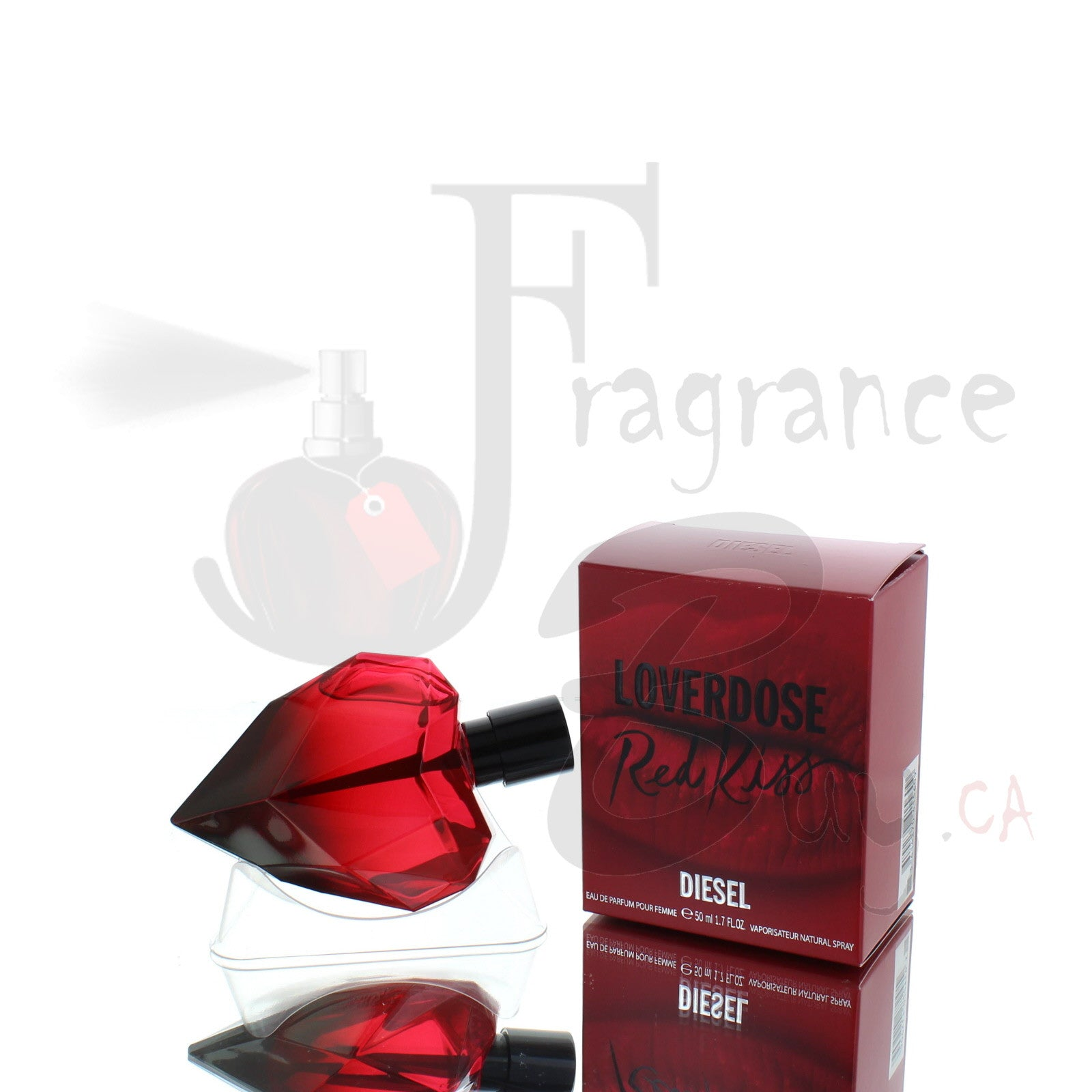 Diesel Loverdose Red Kiss For Woman