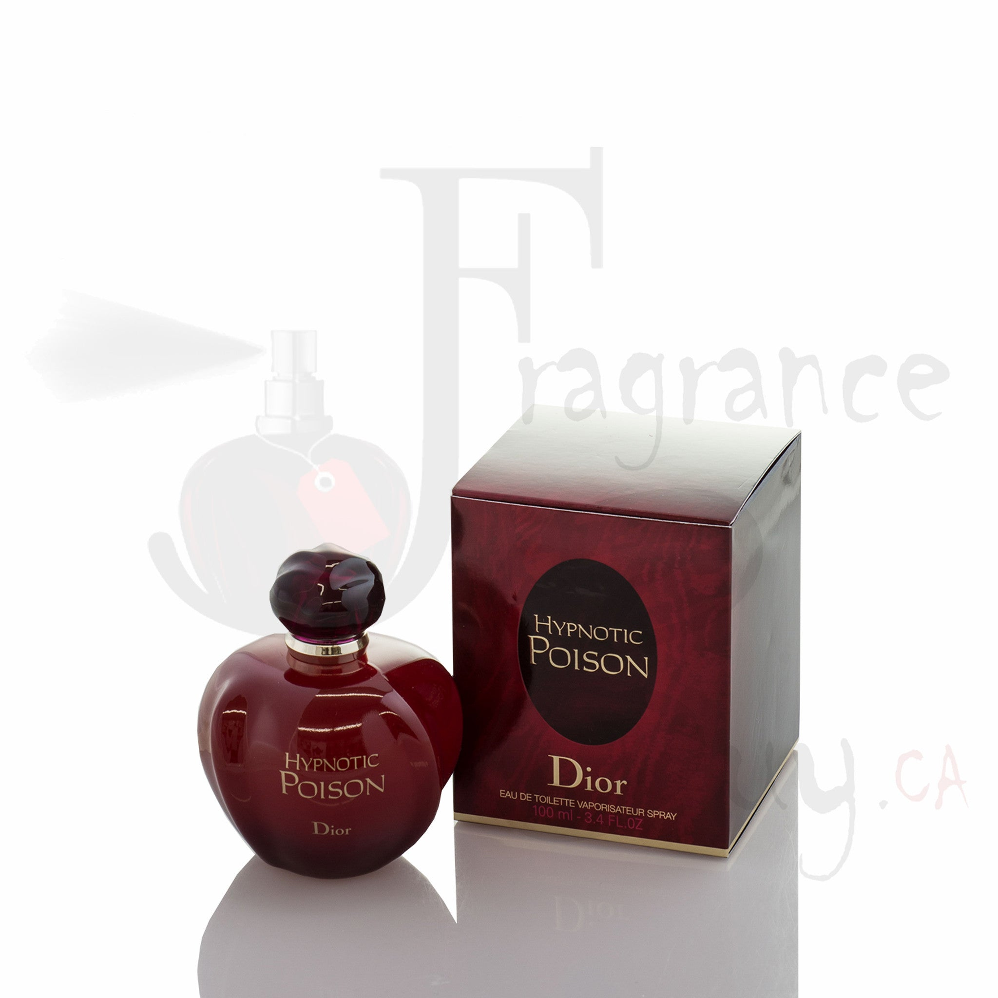 fragrancebuy christian dior hypnotic poison woman. Black Bedroom Furniture Sets. Home Design Ideas