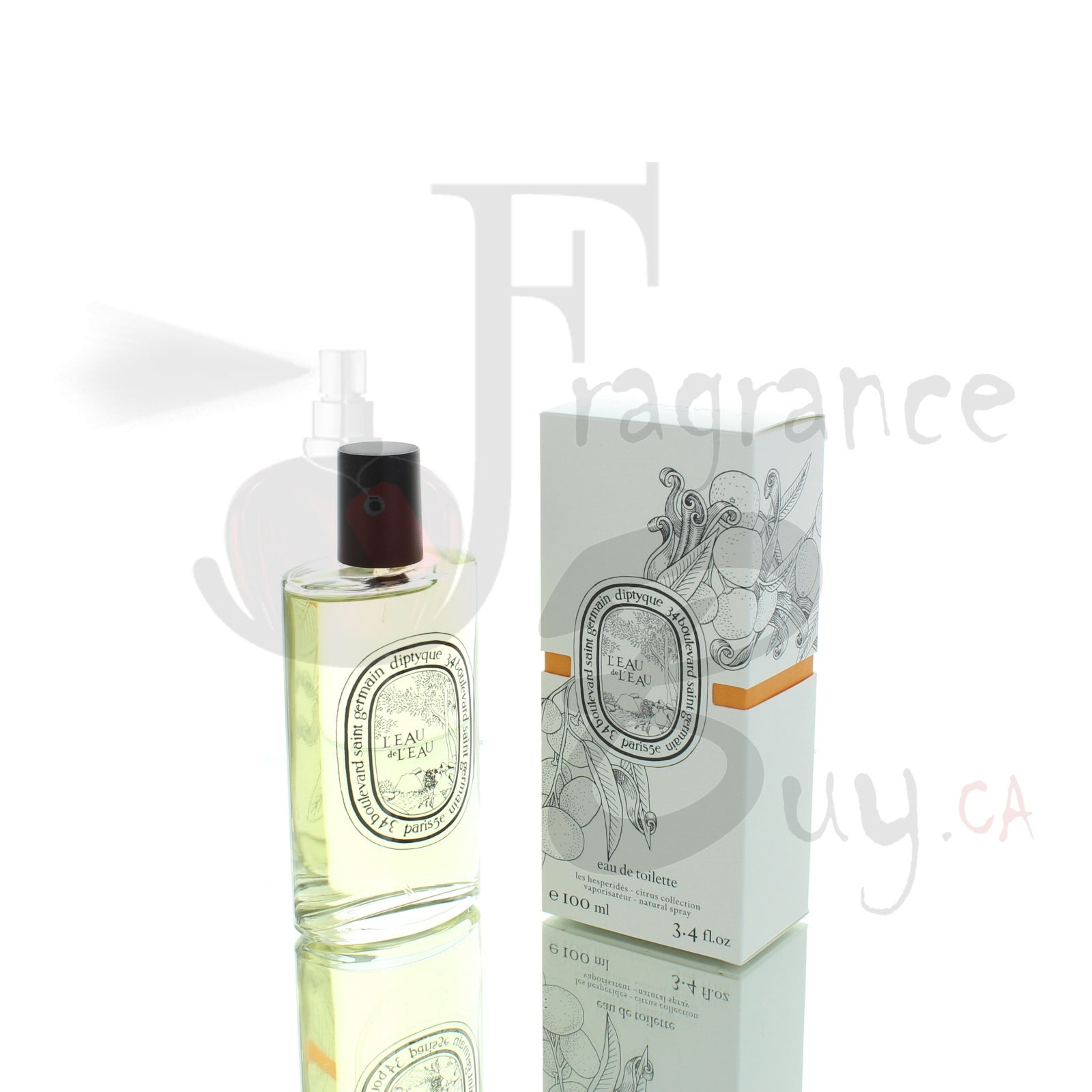Diptyque L'Eau de L'Eau For Man/Woman