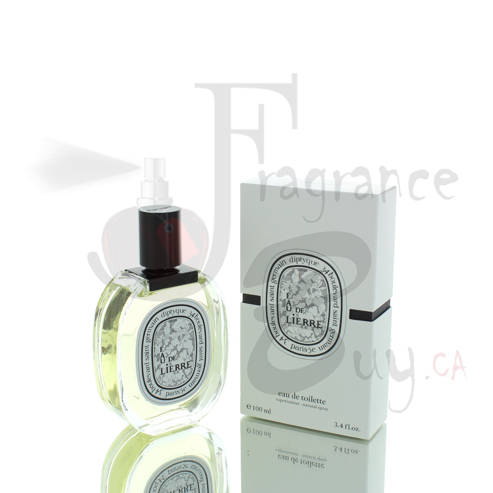 Diptyque Eau de Lierre For Woman