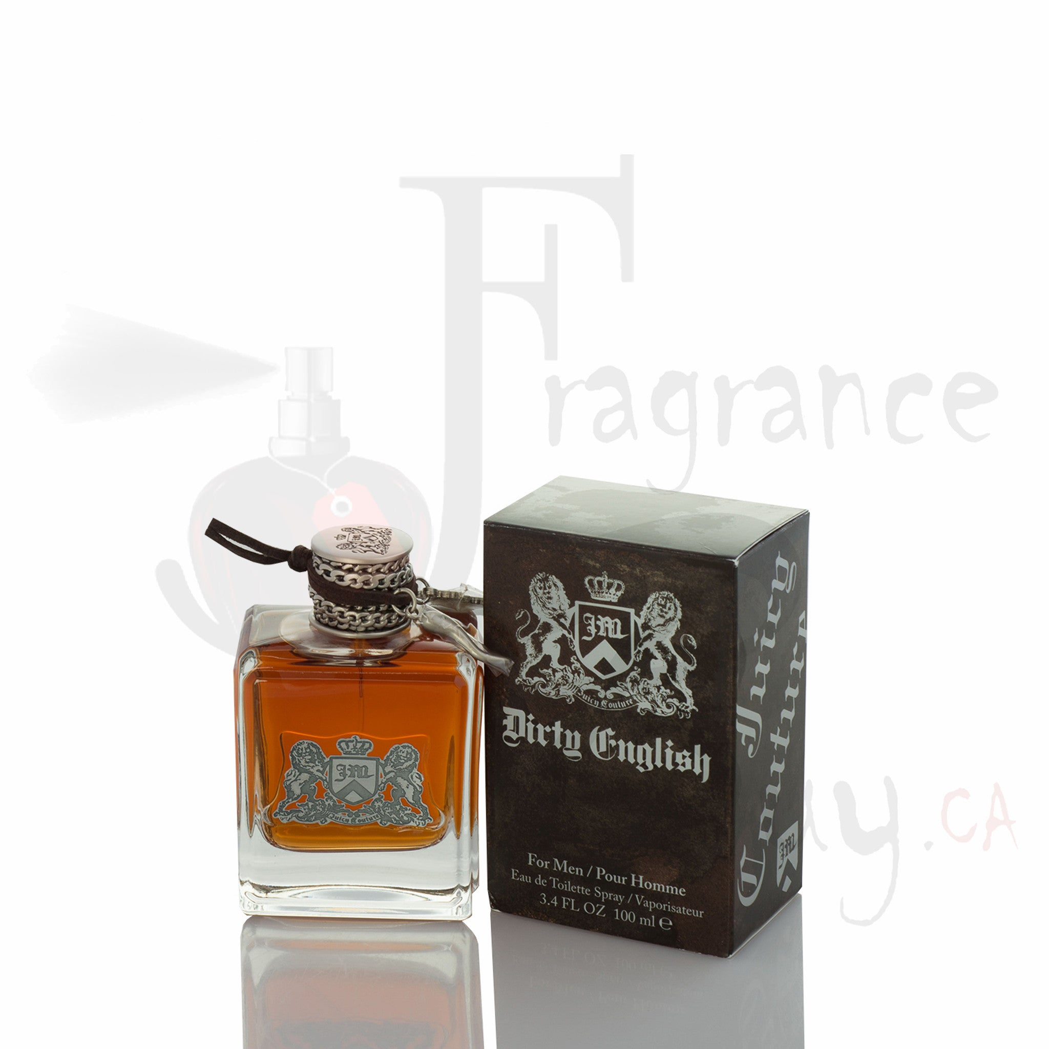 Juicy Couture Dirty English For Man