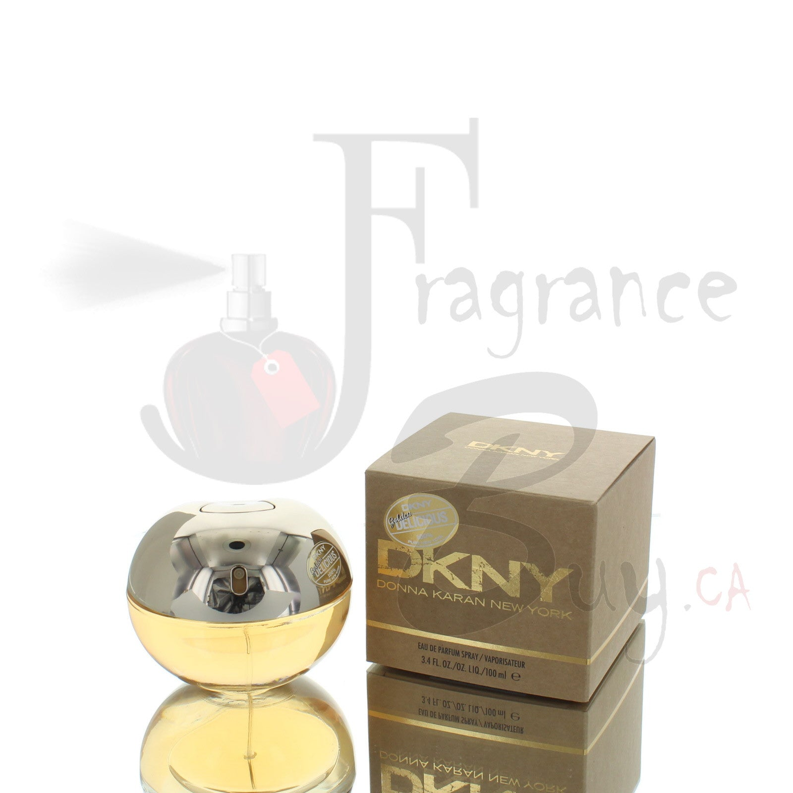 DKNY Golden Delicious For Woman