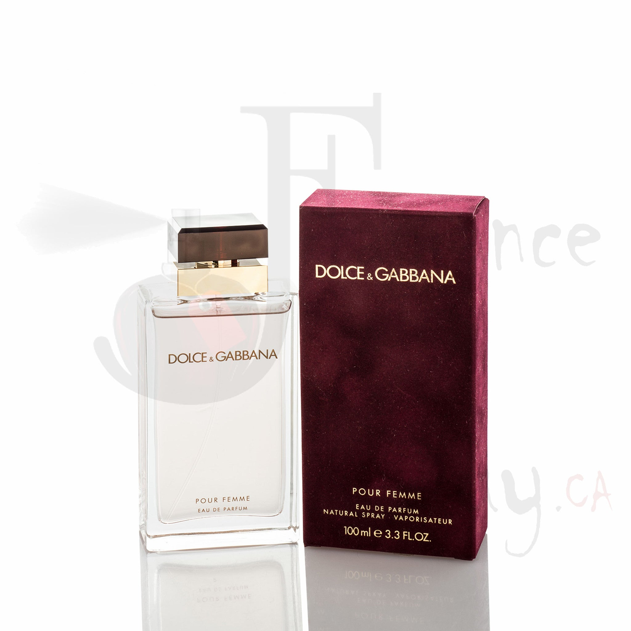 Dolce & Gabbana Femme (Red) EDP For Woman