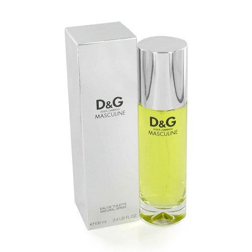 Masculine (Silver) by Dolce & Gabanna For Man