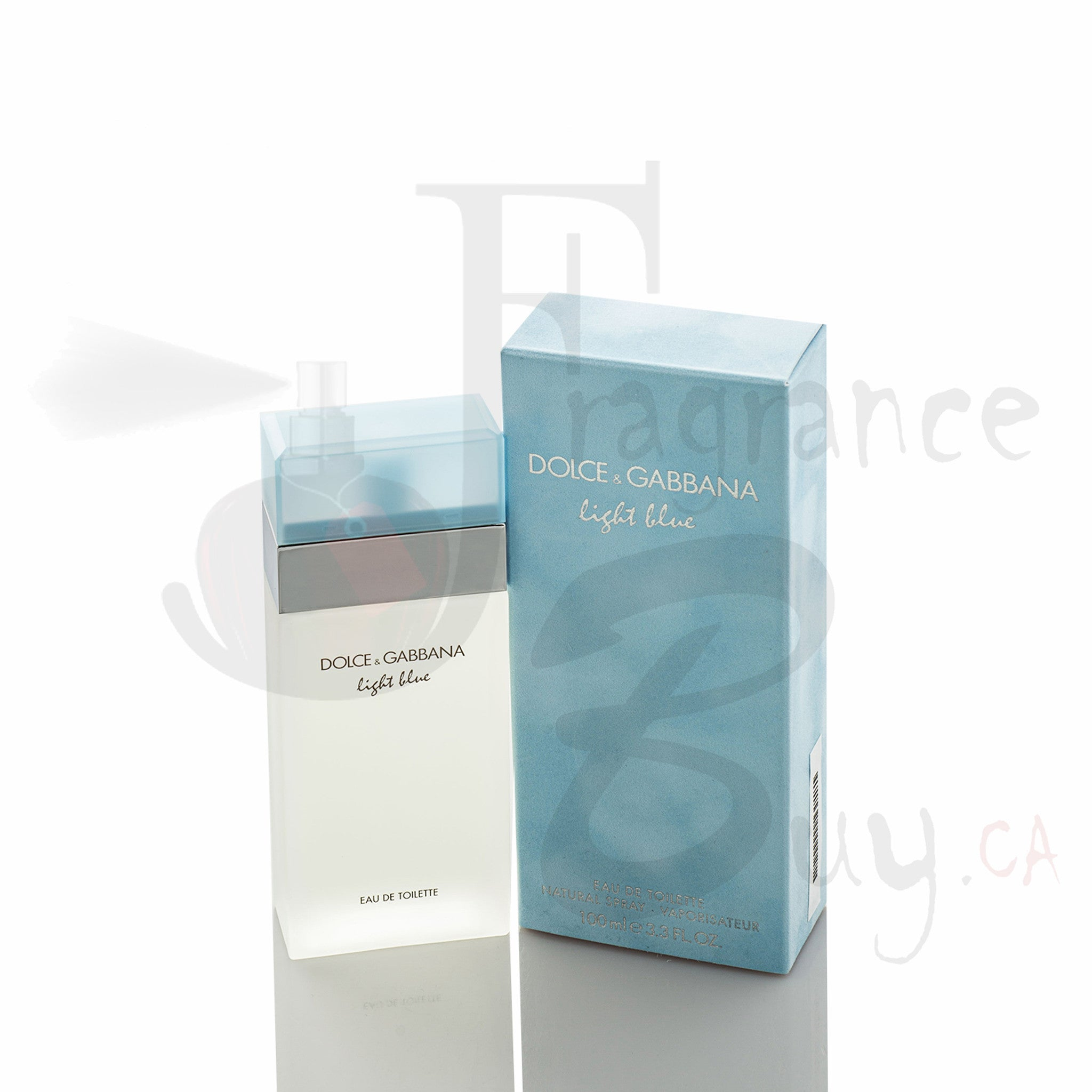 Dolce & Gabbana Light Blue For Woman