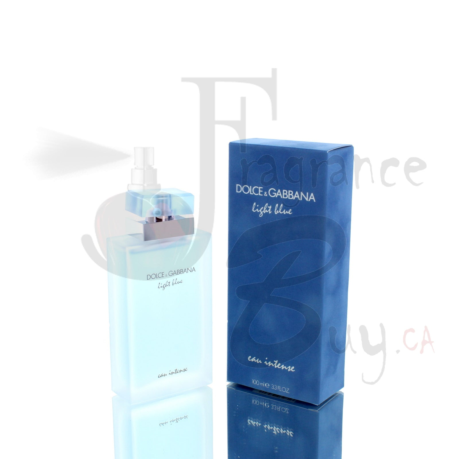 Dolce & Gabbana Light Blue Eau Intense For Woman