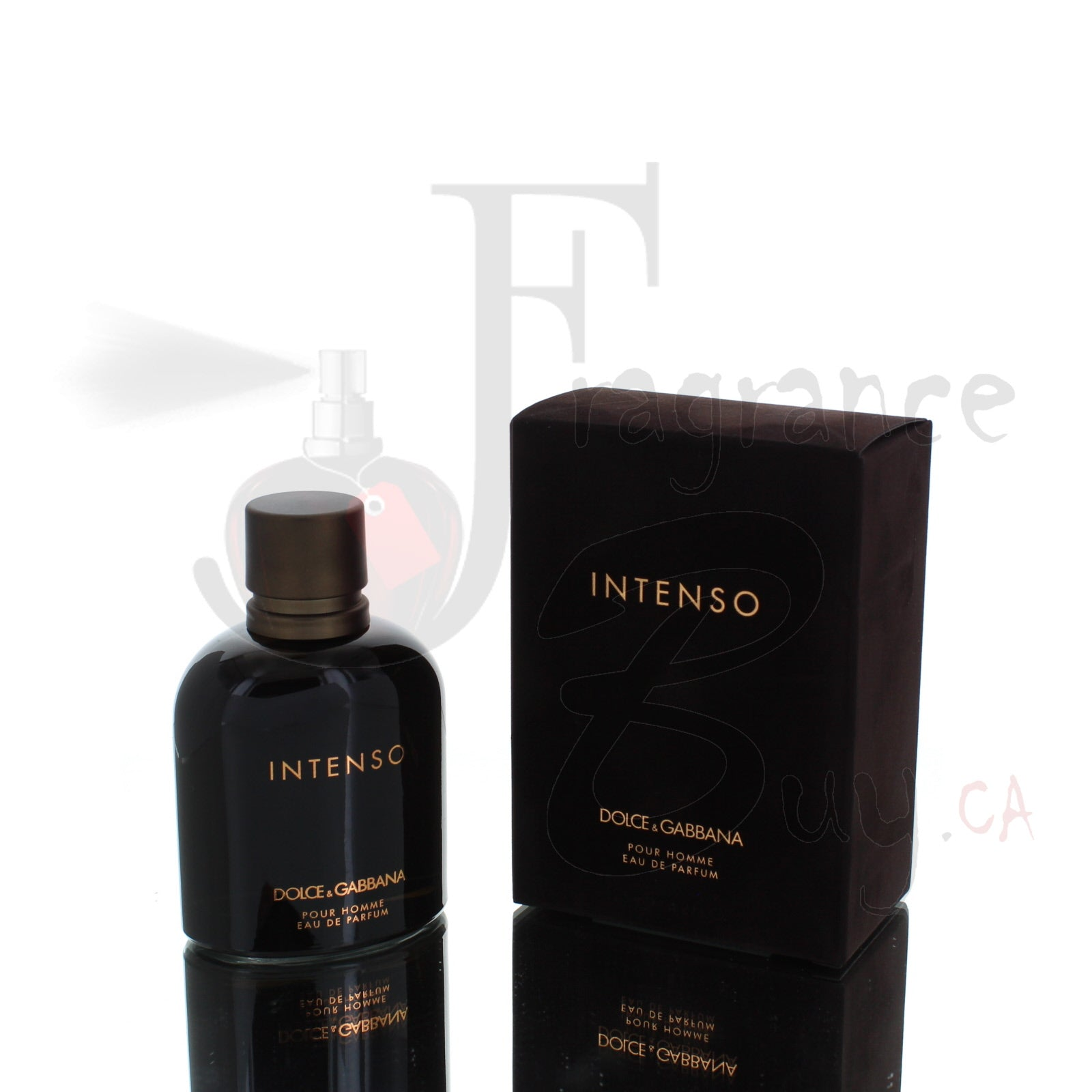 "Dolce & Gabbana ""Intenso"" Eau de Parfum For Man"