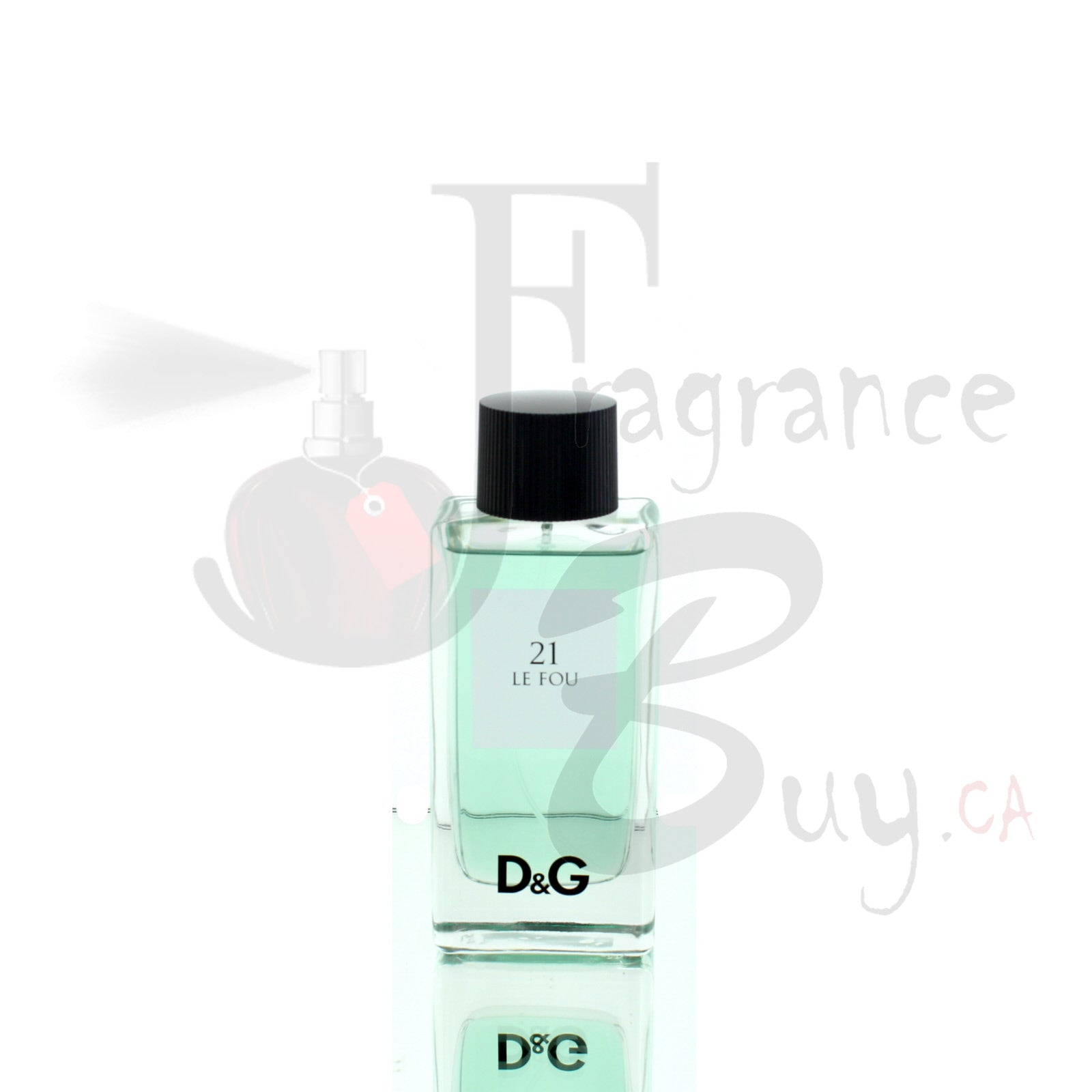 D&G Collection #21 Le Fou For Man/Woman