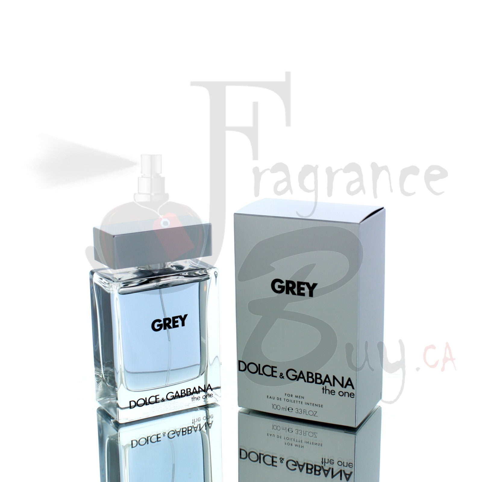 Dolce & Gabbana The One Grey Edition For Man