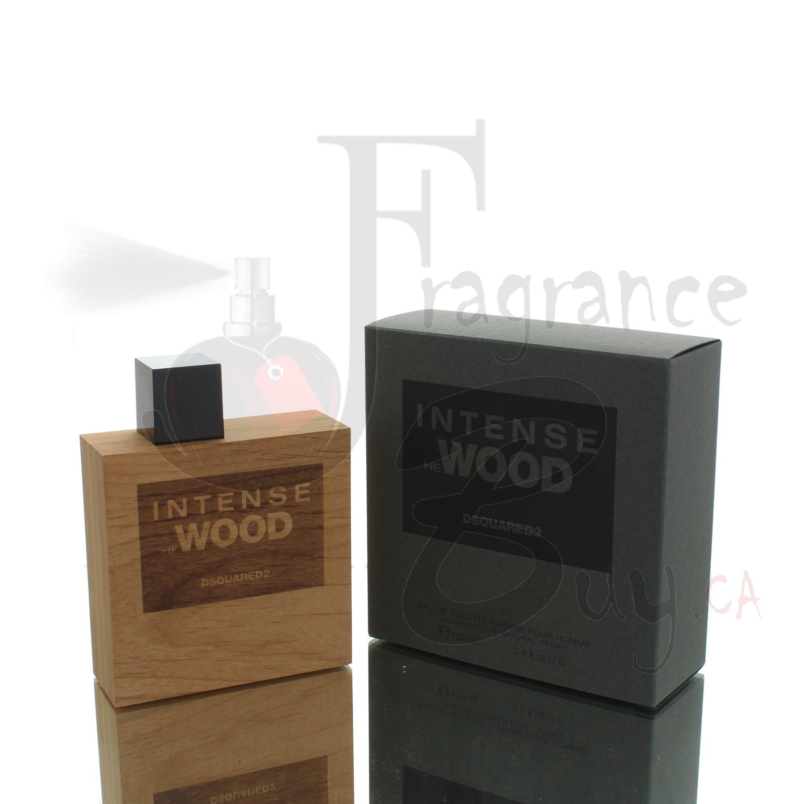 DSquared Intense He Wood For Man