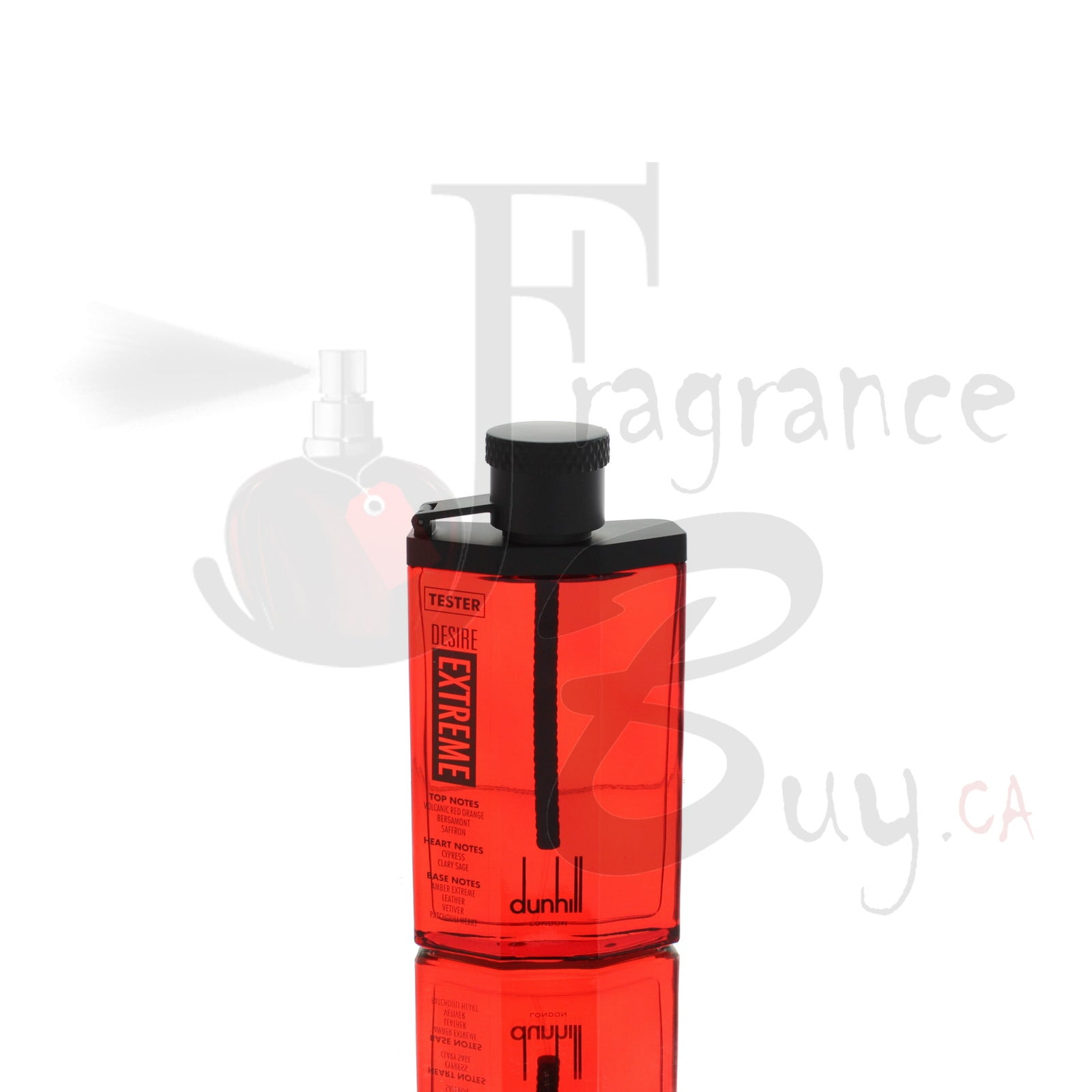 Dunhill Desire Red Extreme Edition For Man