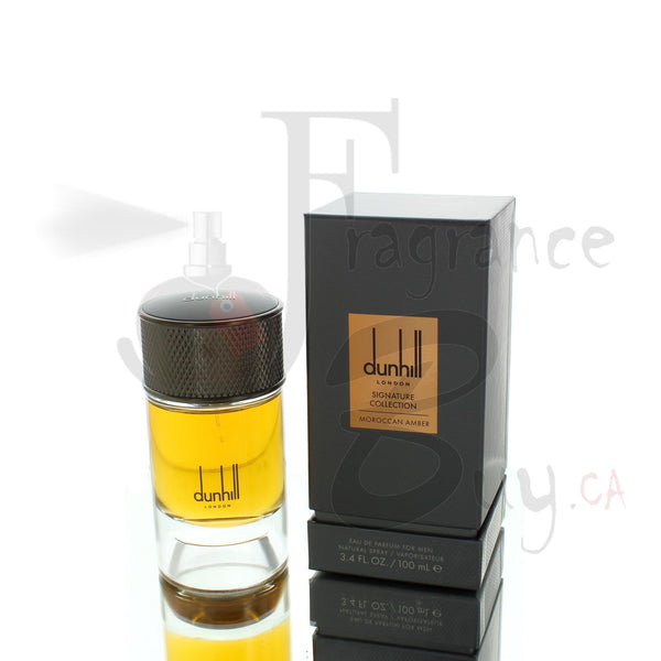 Dunhill Signature Collection Moroccan Amber For Man