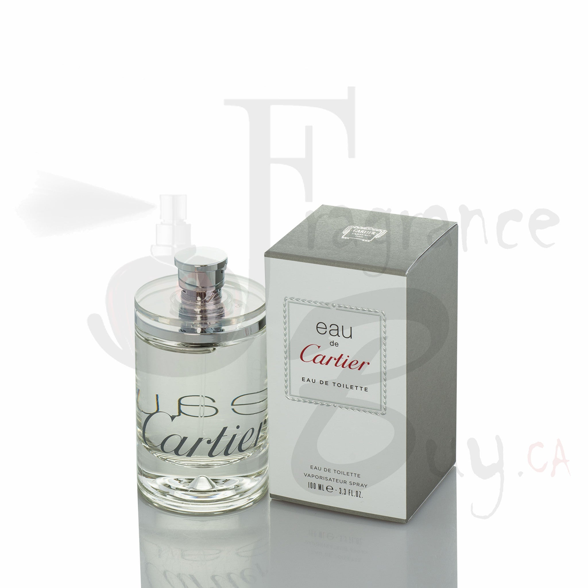 Cartier Eau De Cartier For Man