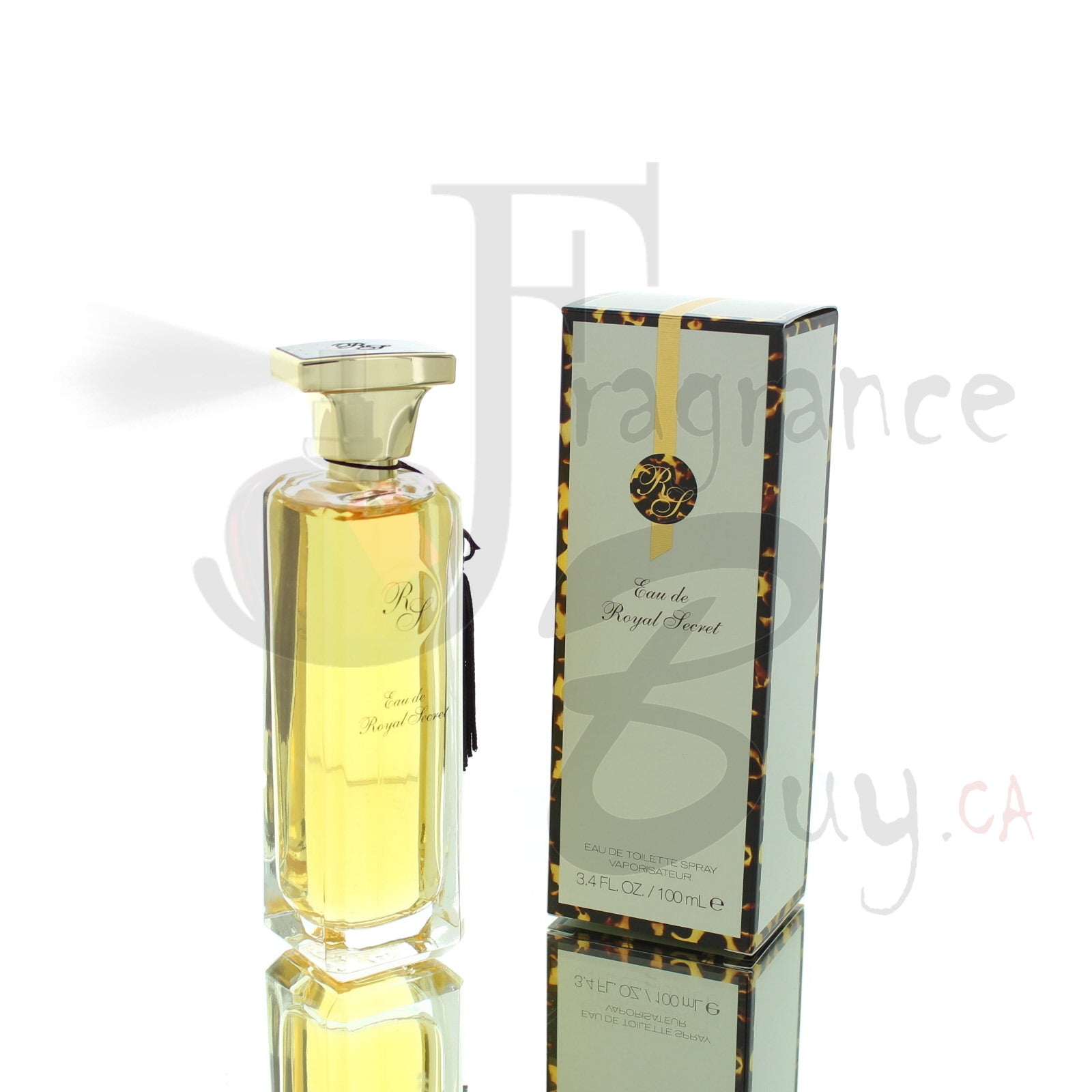 Eau De Royal Secret For Woman