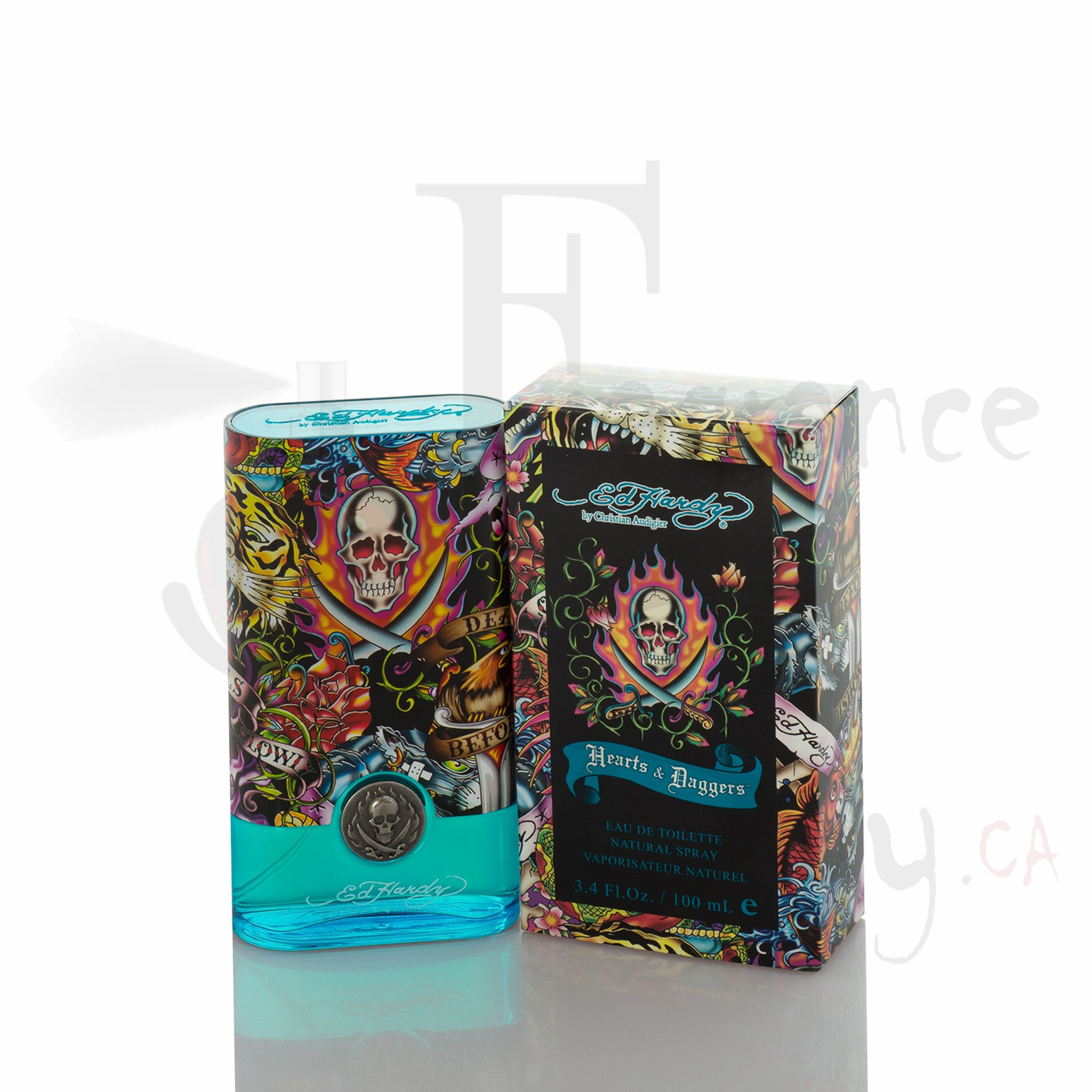 Ed Hardy Hearts & Daggers For Man