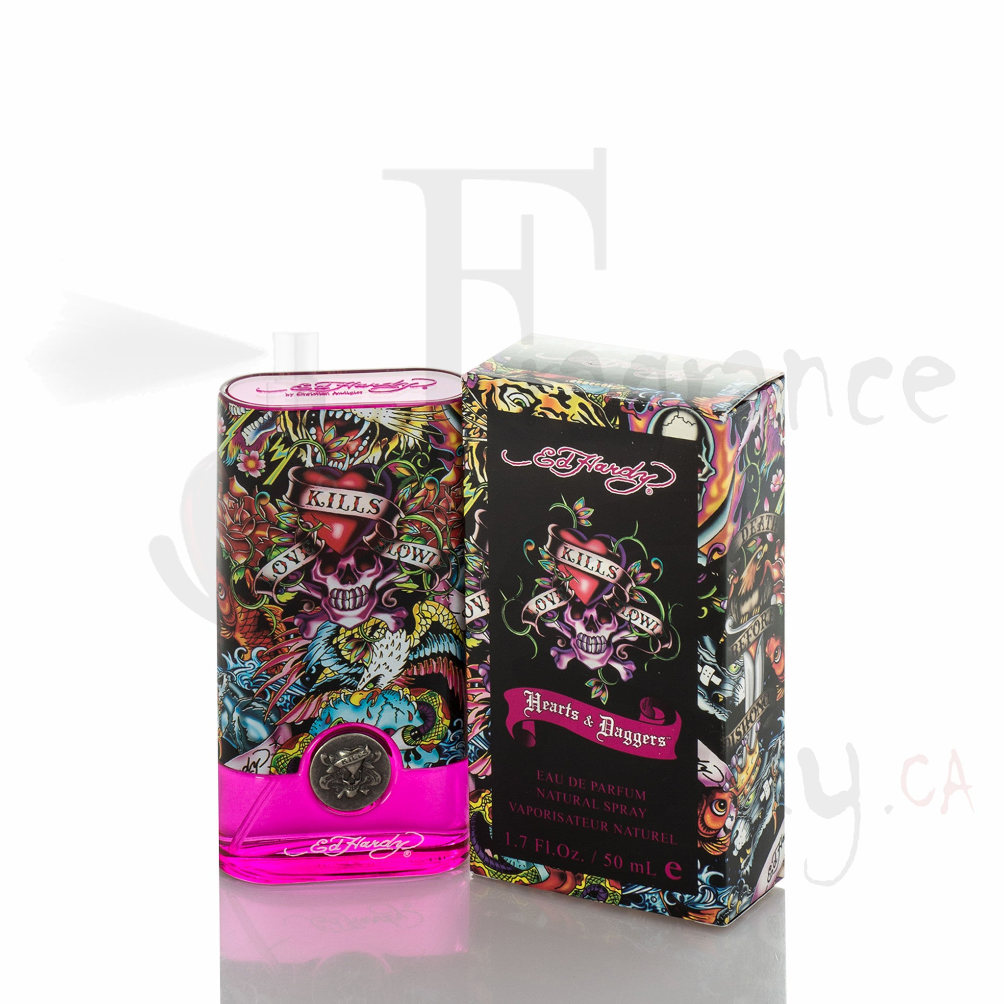 Ed Hardy Hearts & Daggers For Woman