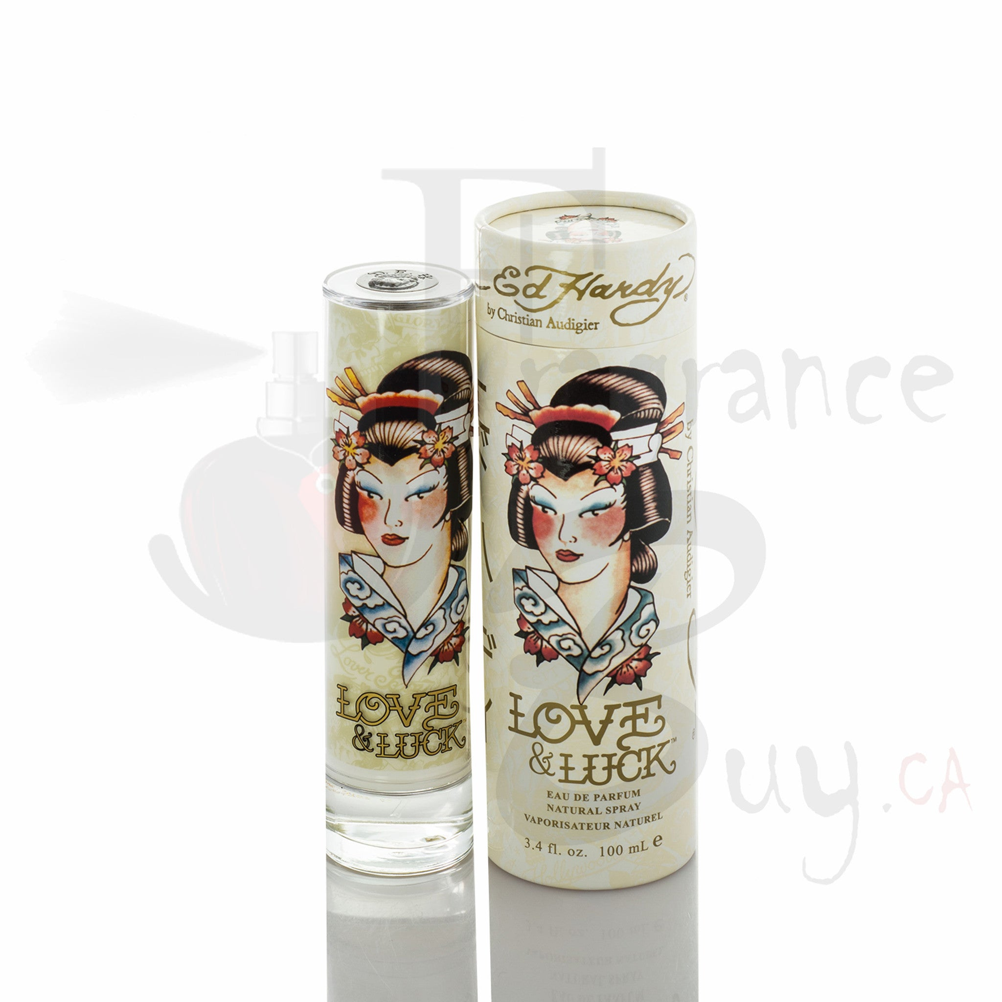 Ed Hardy Love Luck For Woman