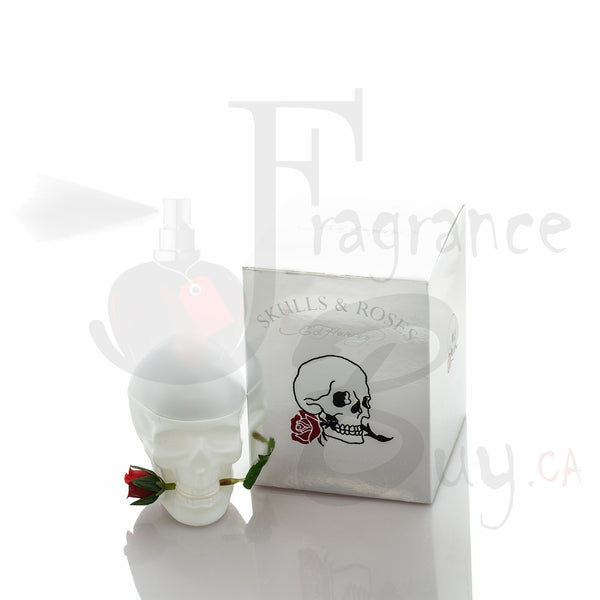 Ed Hardy Skulls and Roses For Woman