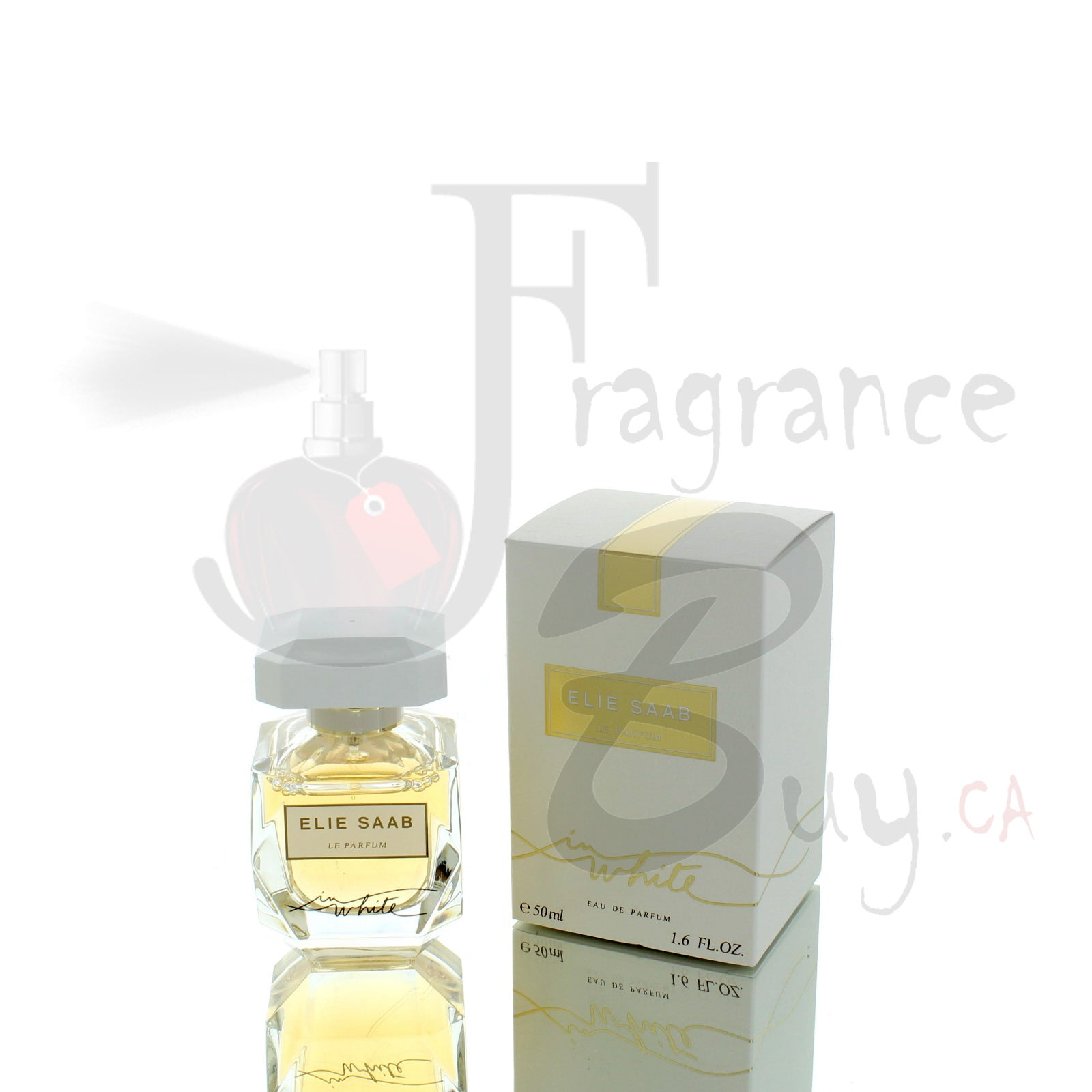 Elie Saab Le Parfum In White For Woman