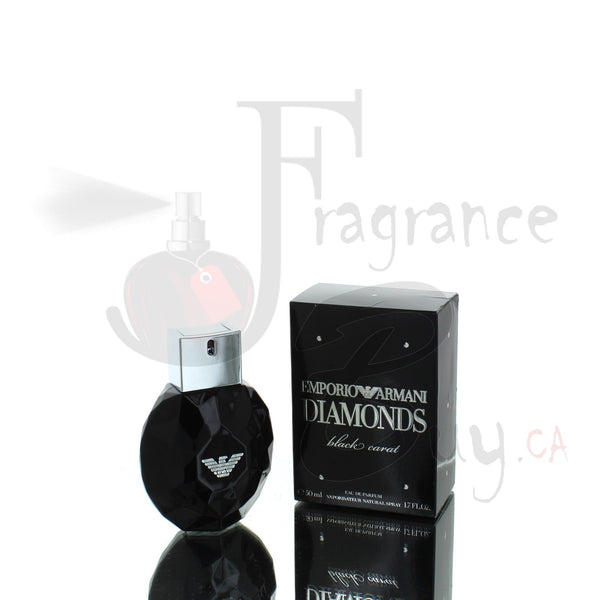 Emporio Armani Diamonds Black Carat For Woman