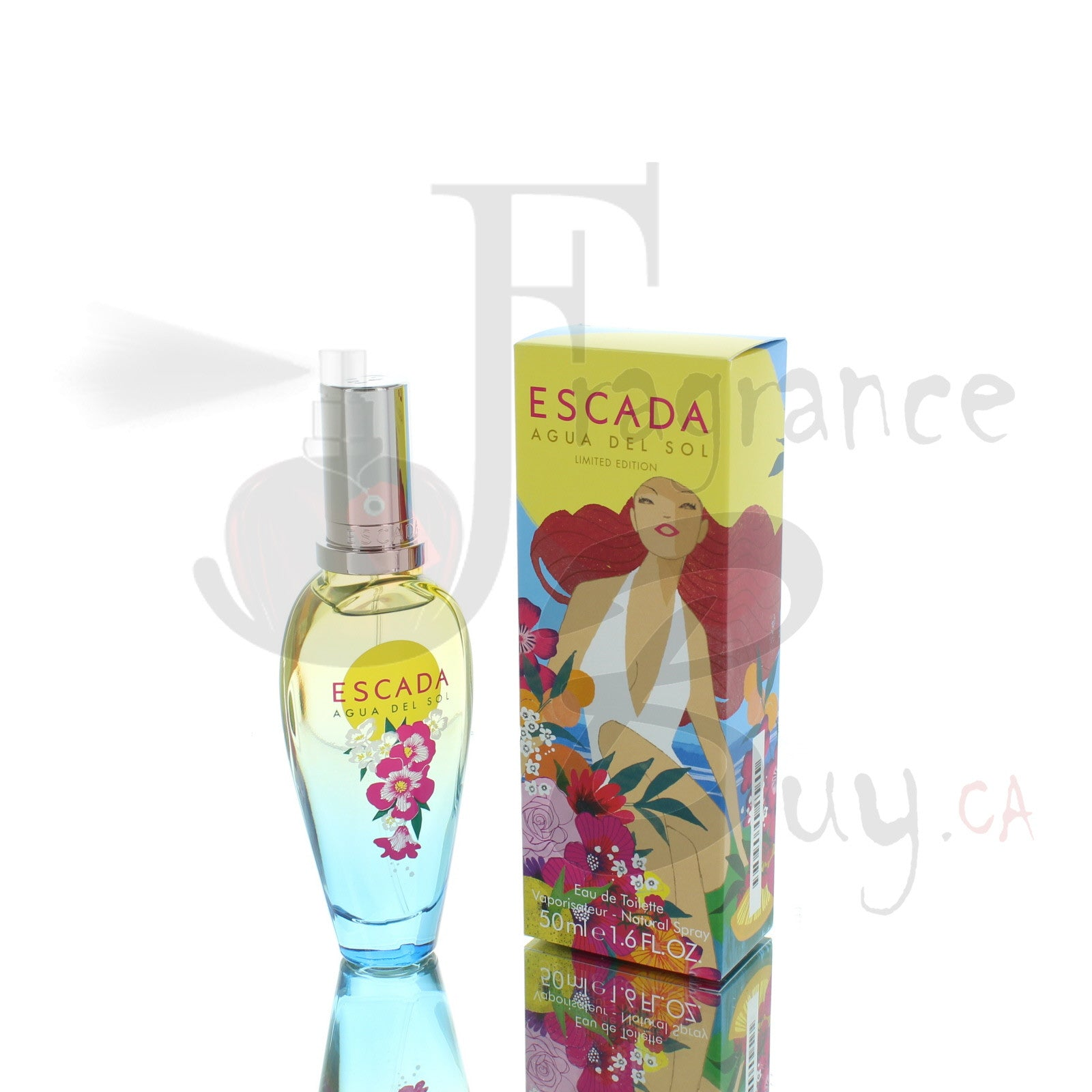 Escada Agua De Sol For Woman