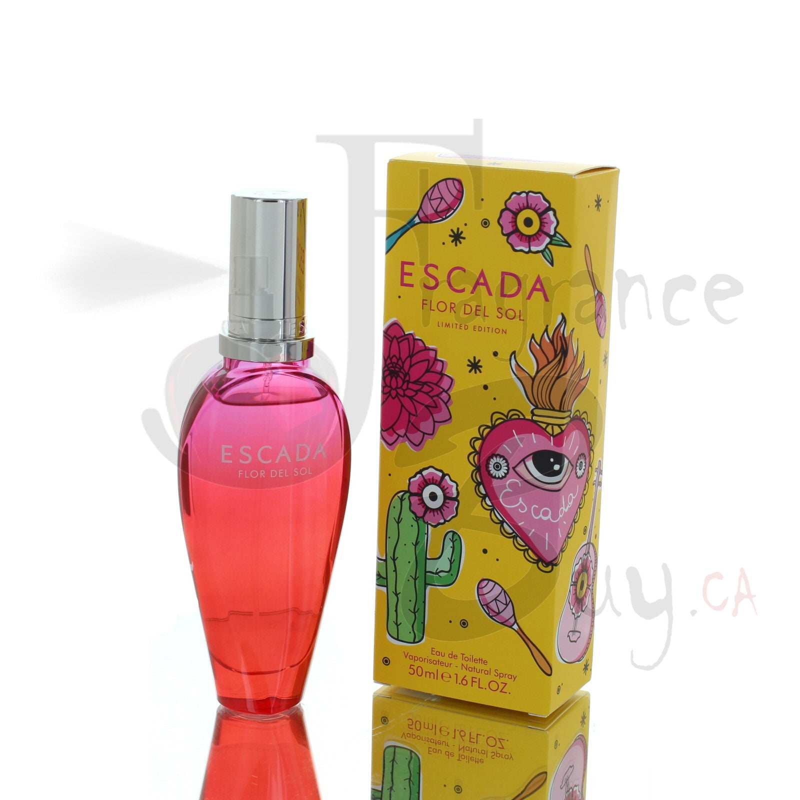 Escada Flor Del Sol (2020) For Woman