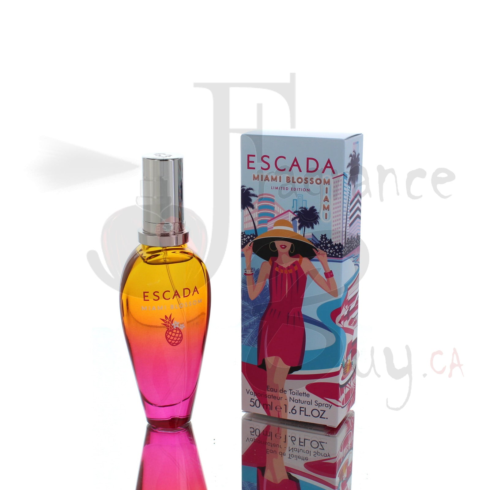 Escada Miami Blossom For Woman
