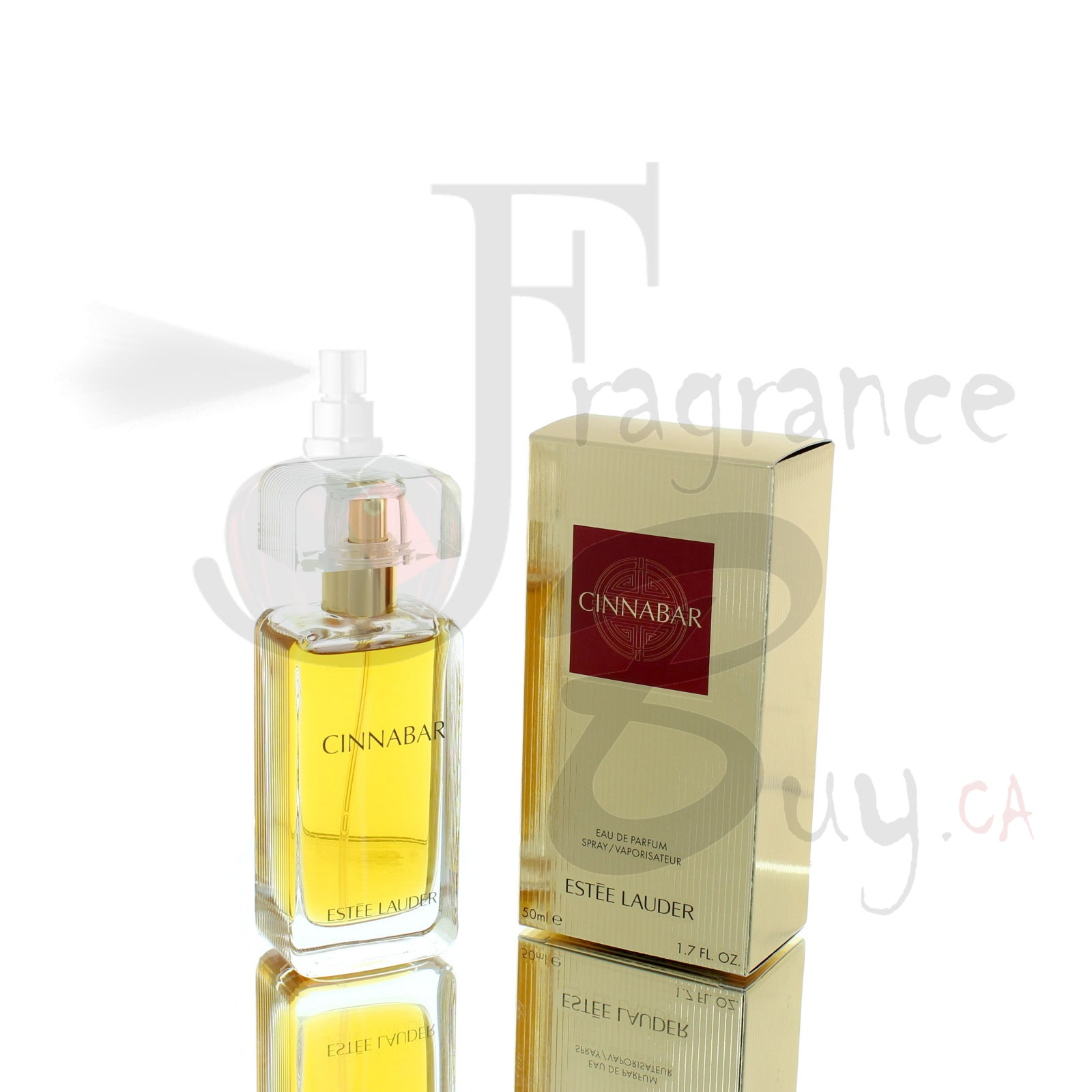 Estee Lauder Cinnabar For Woman