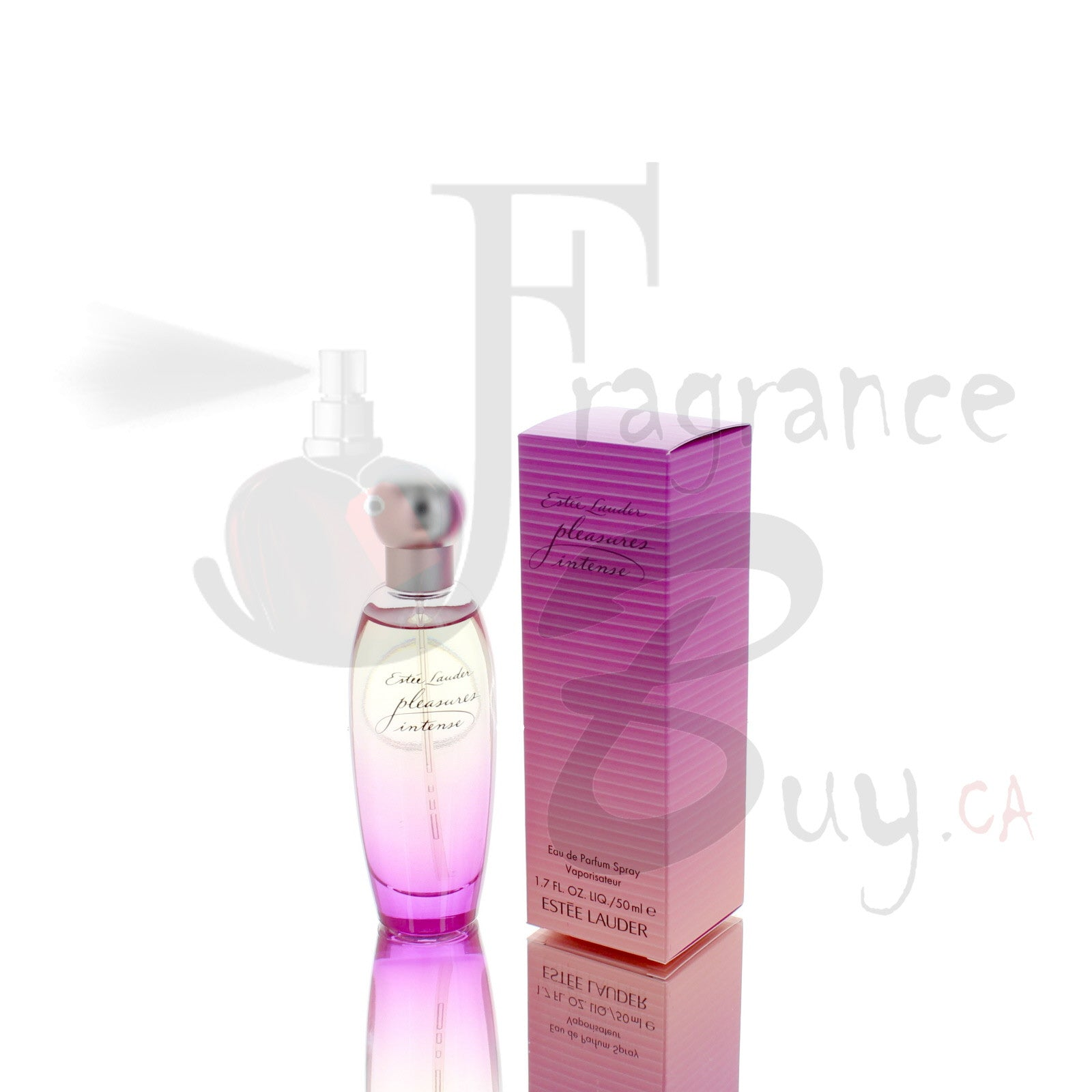 Estee Lauder Pleasures Intense For Woman