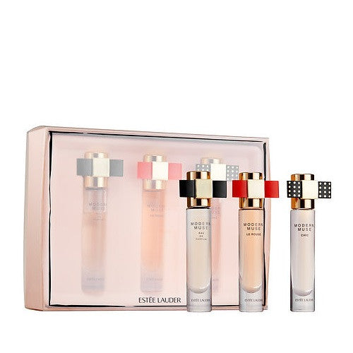 Estee Lauder Modern Muse Rollerball Trio For Woman