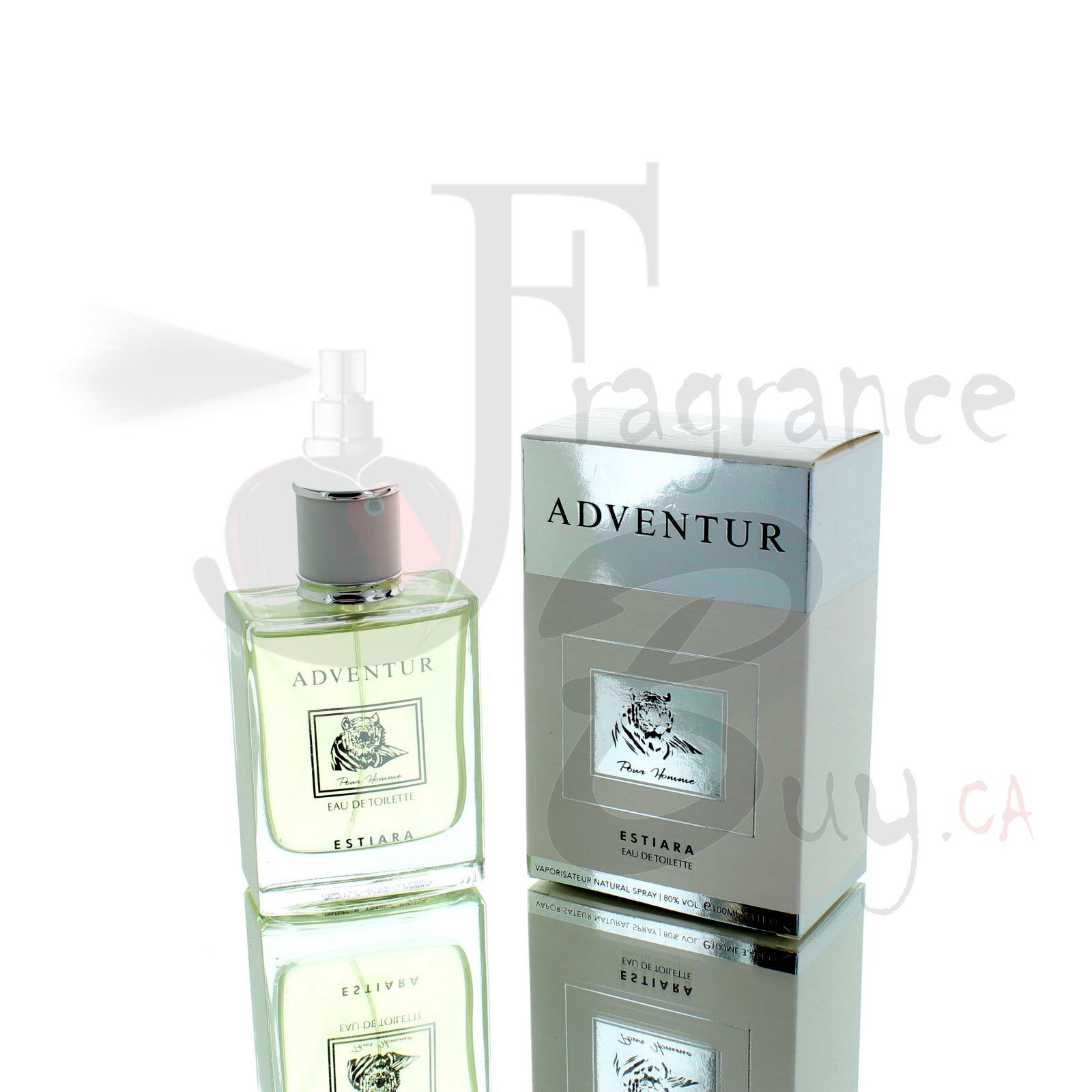 Estiara Adventur White For Man
