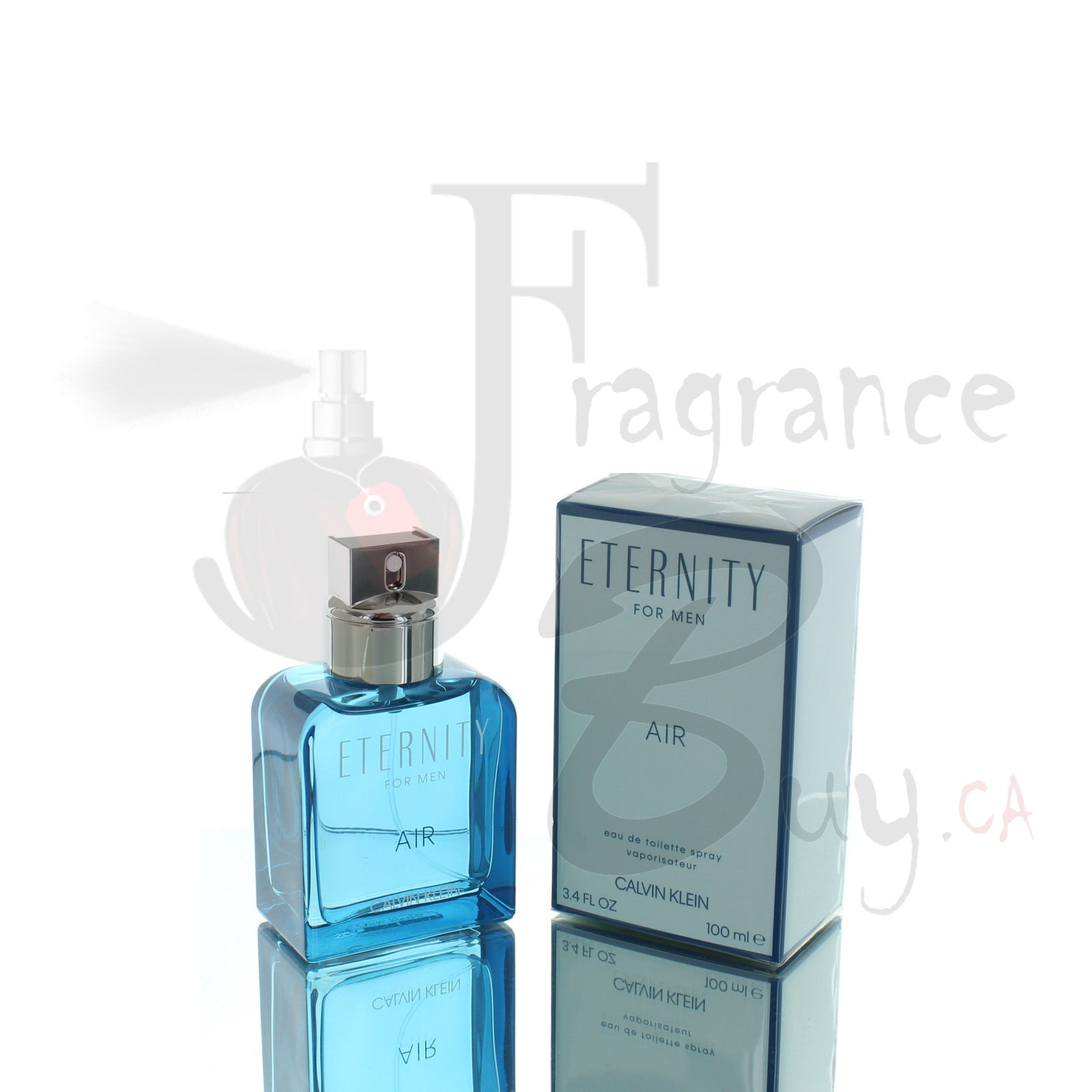Calvin Klein Eternity Air (2018) For Man