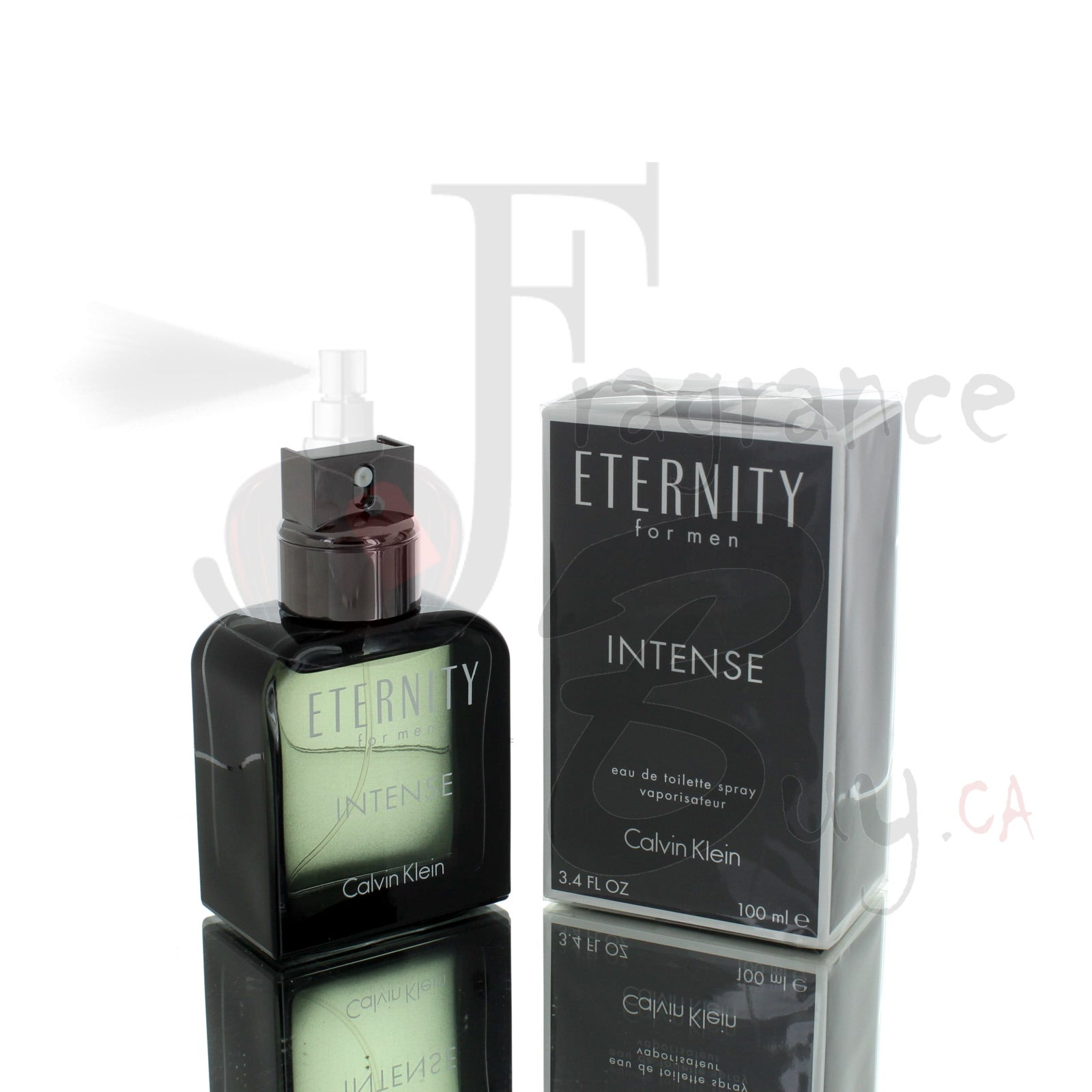 Calvin Klein Eternity Intense For Man
