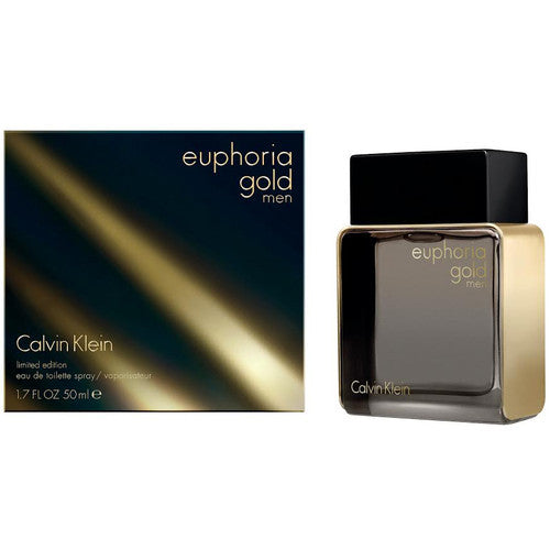 Calvin Klein CK Euphoria Gold For Man