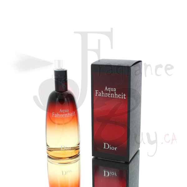 Christian Dior Fahrenheit AQUA For Man