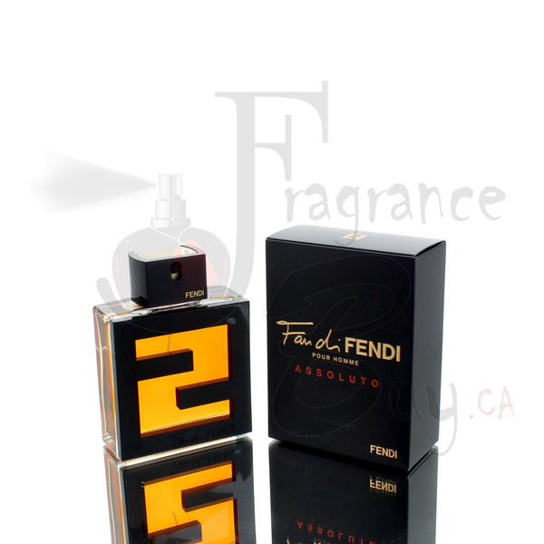 Fan di Fendi Assoluto Homme For Man