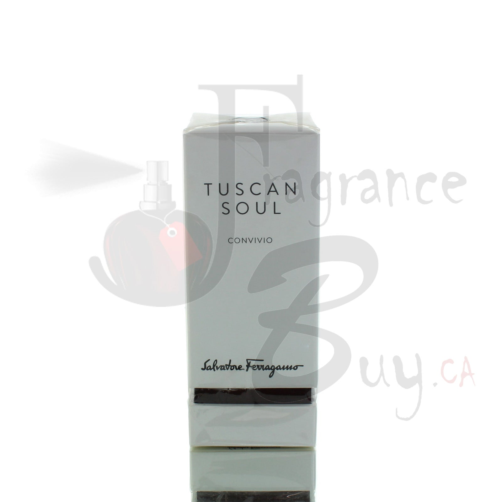 Salvatore Ferragamo Tuscan Scent Convivio For Man/Woman