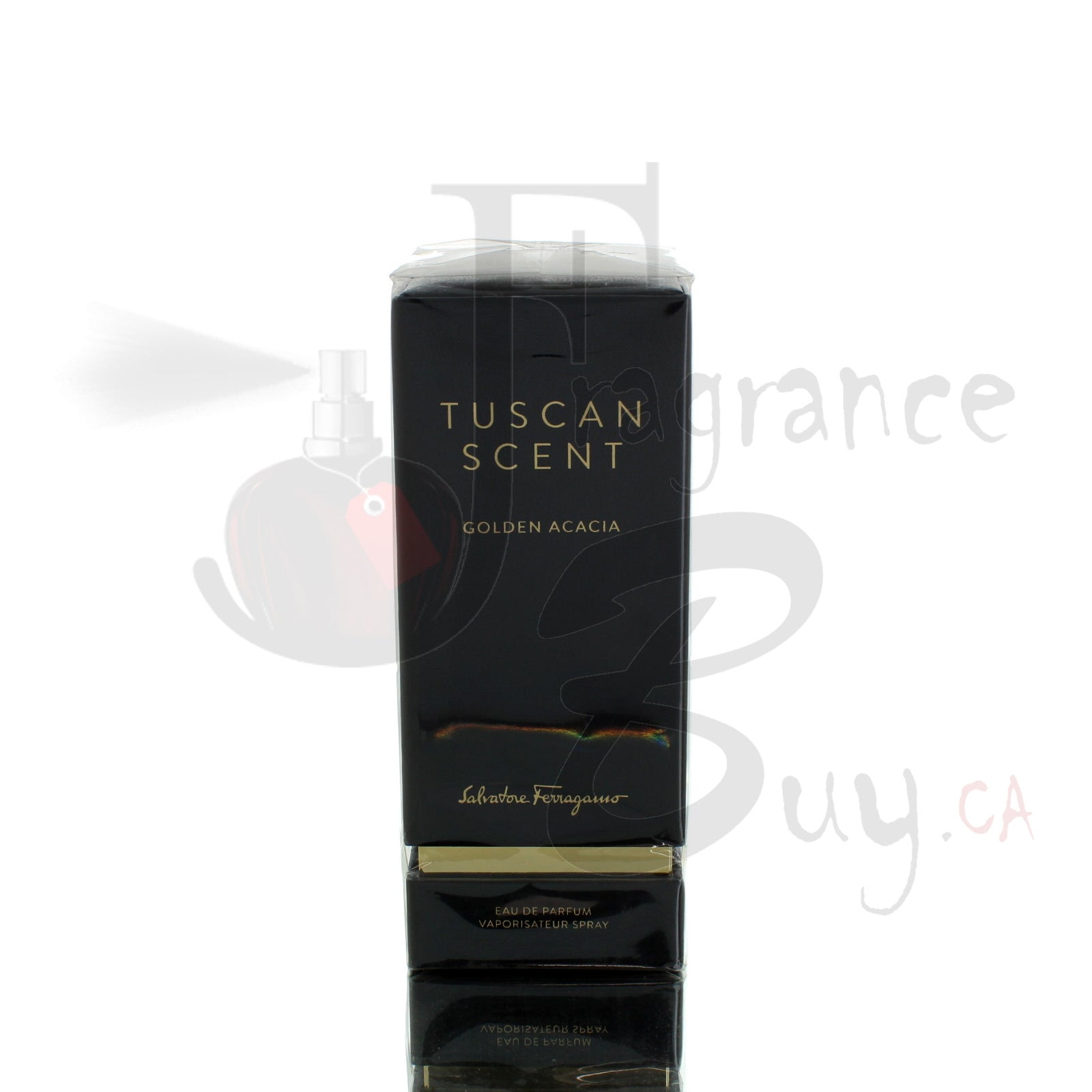 Salvatore Ferragamo Tuscan Scent Golden Acacia For Man/Woman