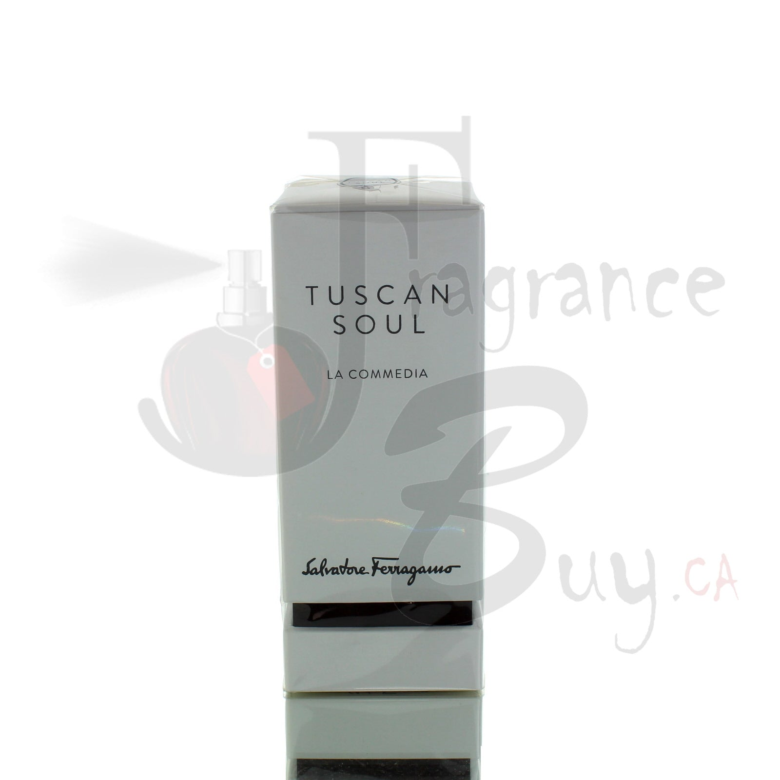 Salvatore Ferragamo Tuscan Scent La Commedia For Man/Woman