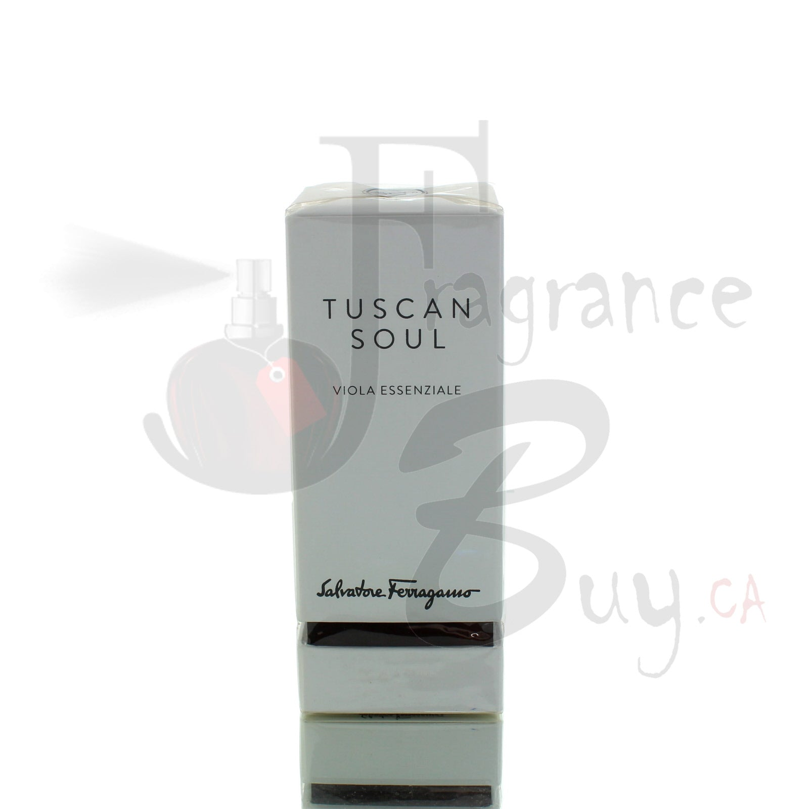 Salvatore Ferragamo Tuscan Scent Viola Essenziale For Man/Woman