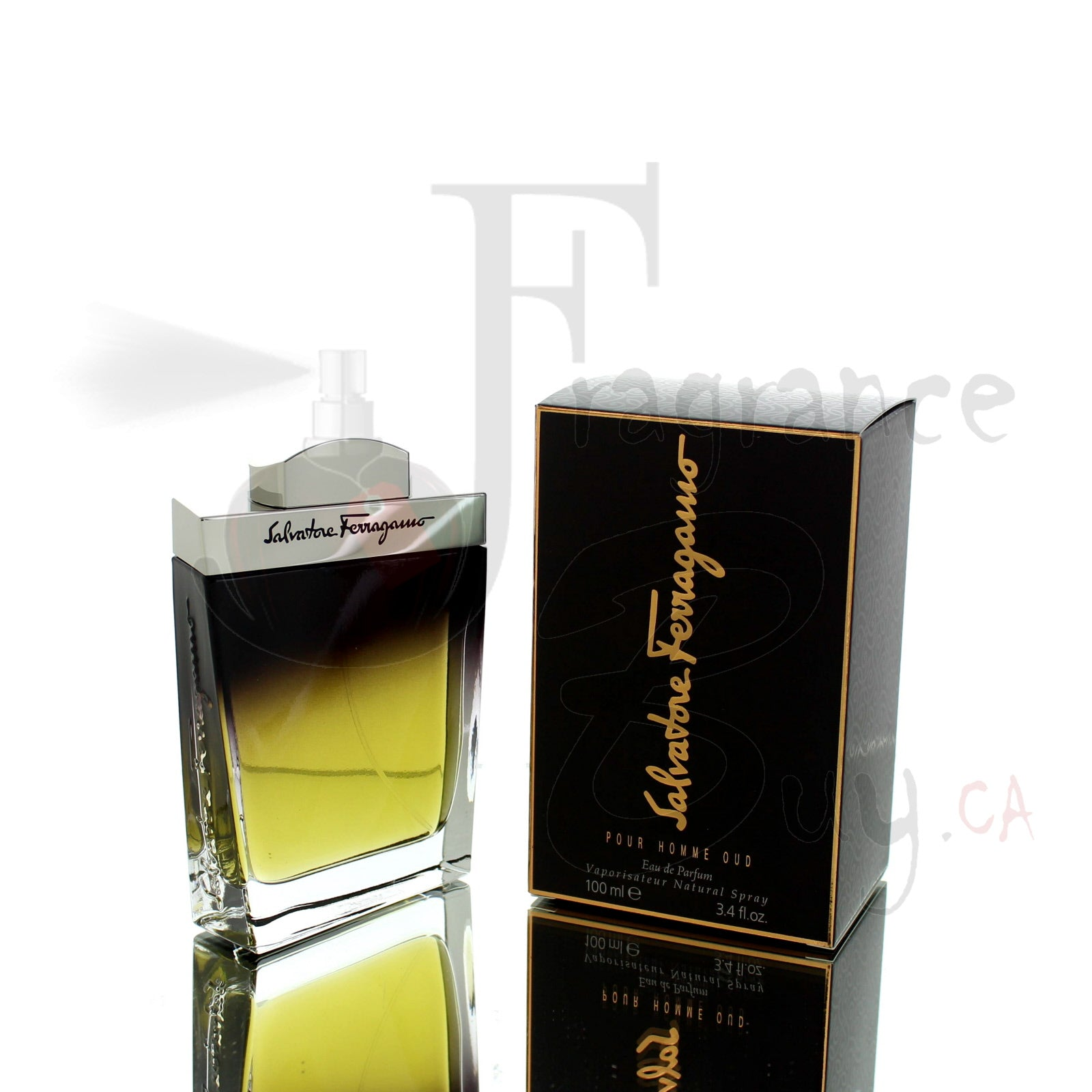 Salvatore Ferragamo Ferragamo Oud For Man