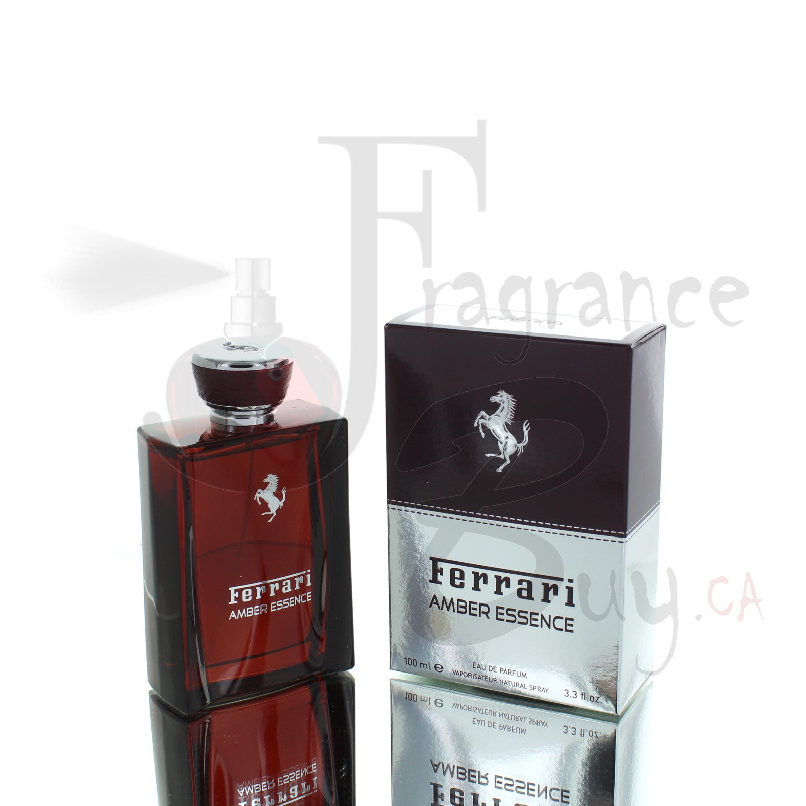 Ferrari Amber Essence For Man